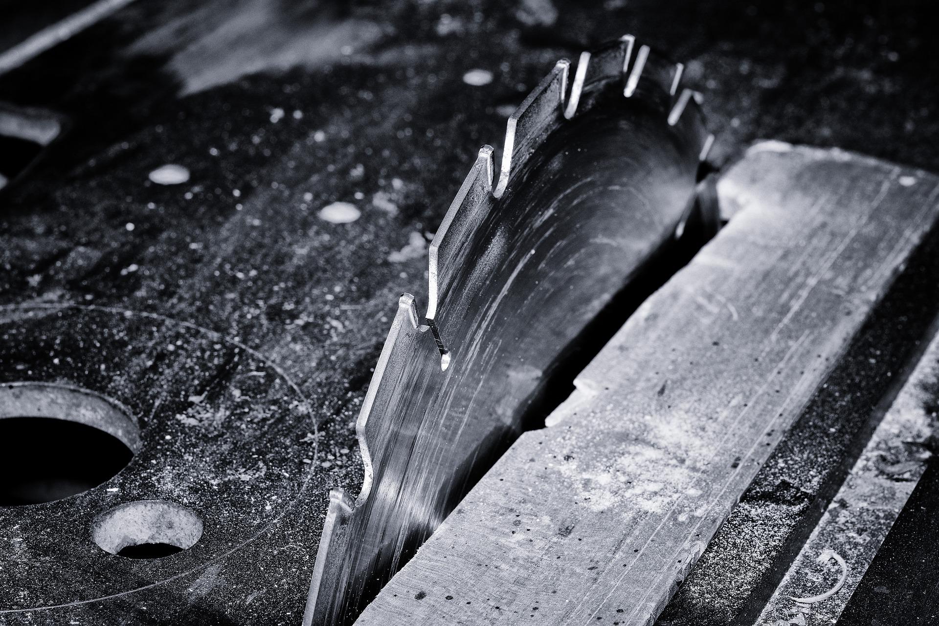 Saw, Cut, Cutter, Cutting, Metal, HQ Photo