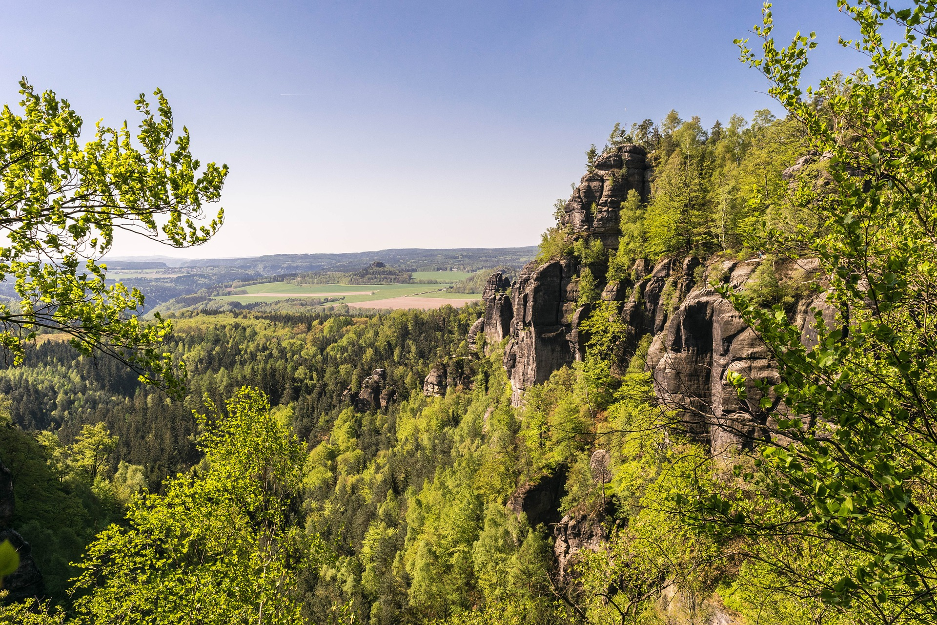 Saxon switzerland photo