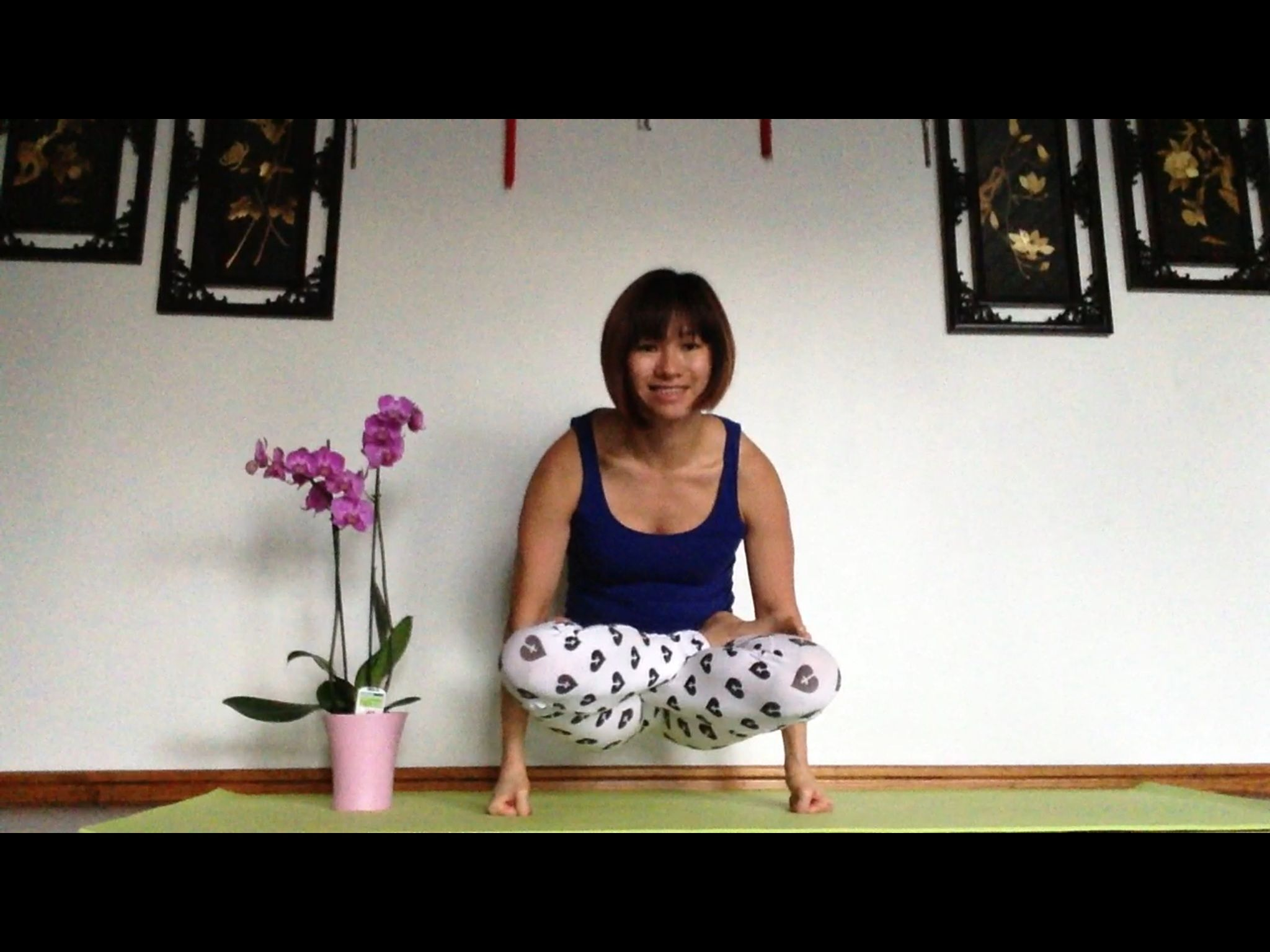 Join with week'pose (wk 120) is Scale pose (tolasana) » Yoga Pose ...