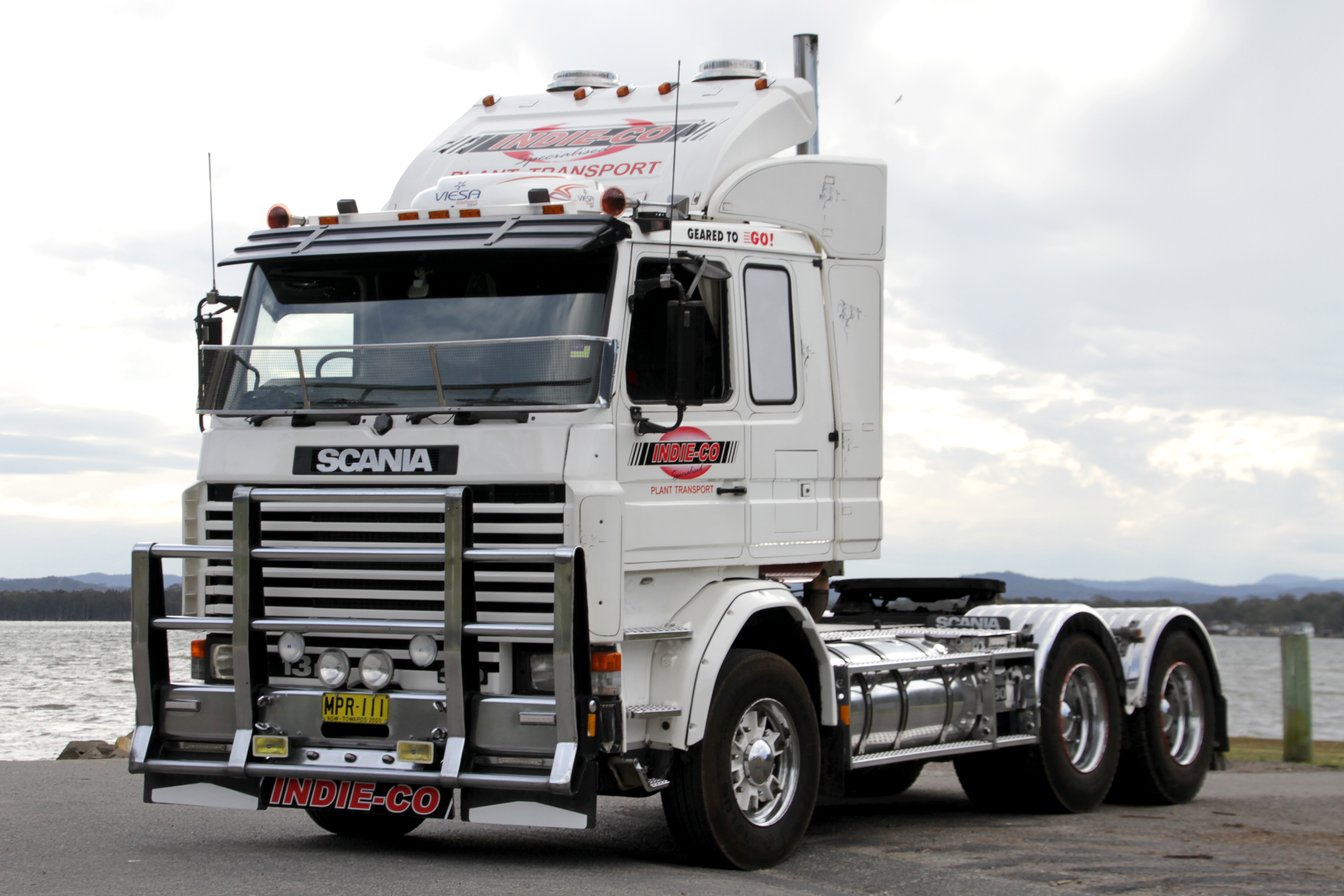 Peter Royter and his truck retire gracefully | Scania Group
