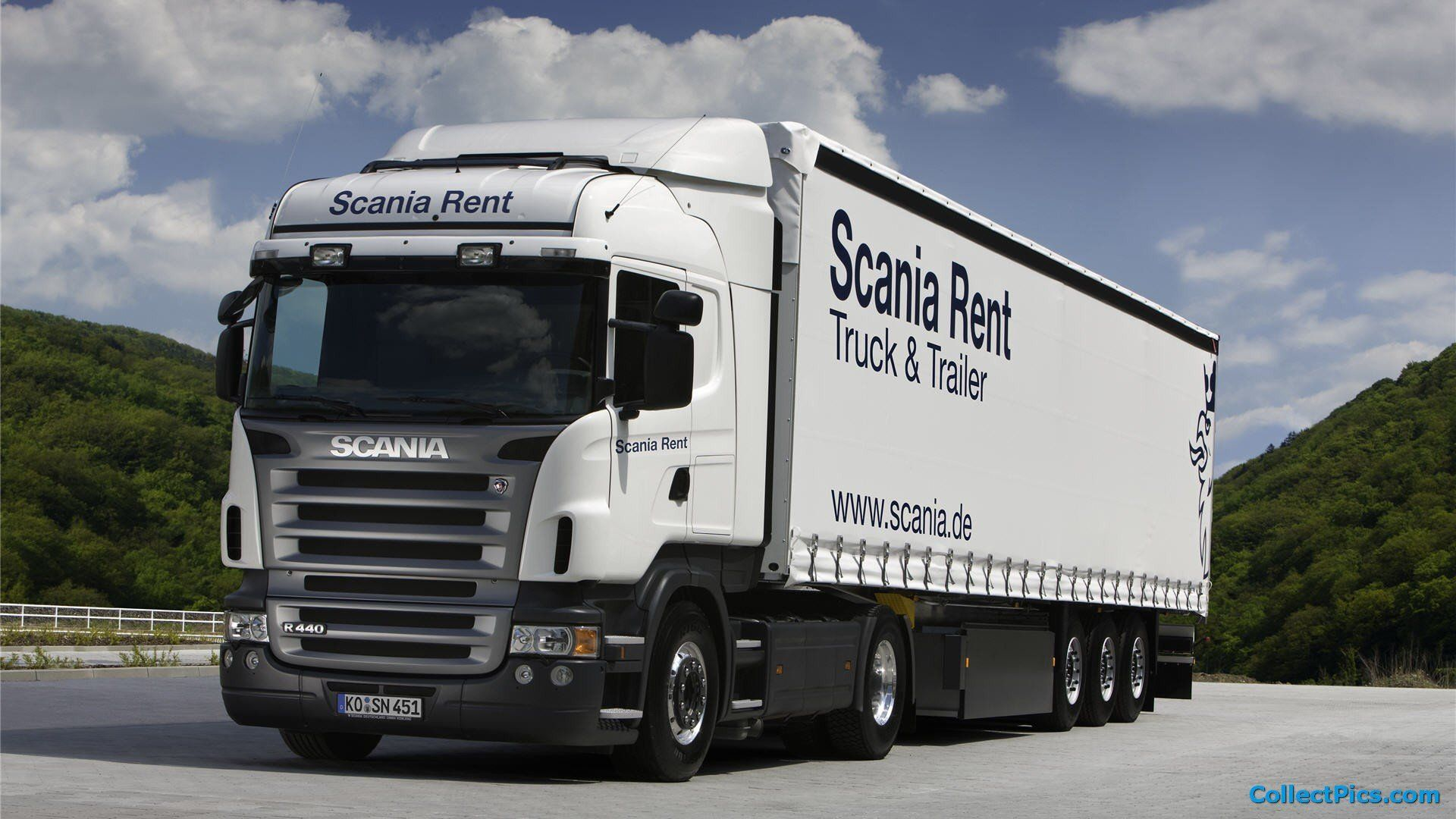 Scania Truck Club Scania Forum Scania Trucks | 3D Wallpapers ...