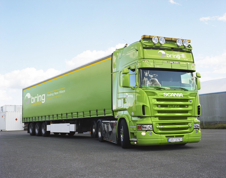 Scania truck - Scania