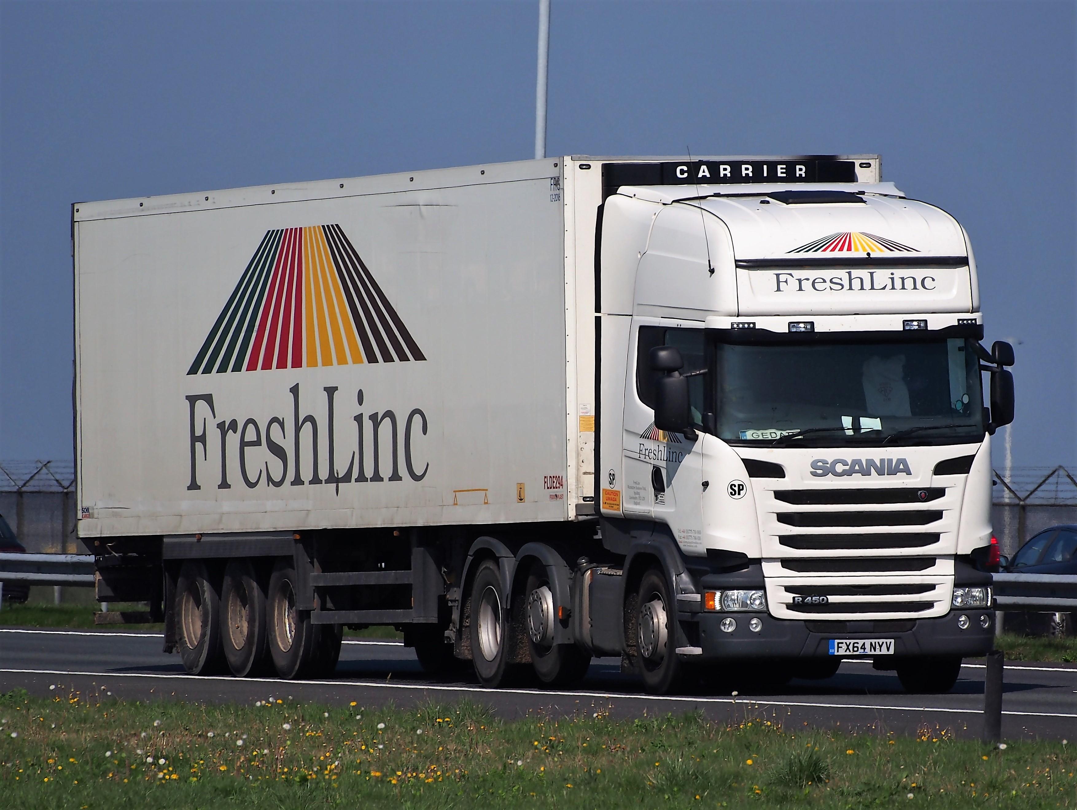 File:Scania truck R 450, FreshLinc.JPG - Wikimedia Commons
