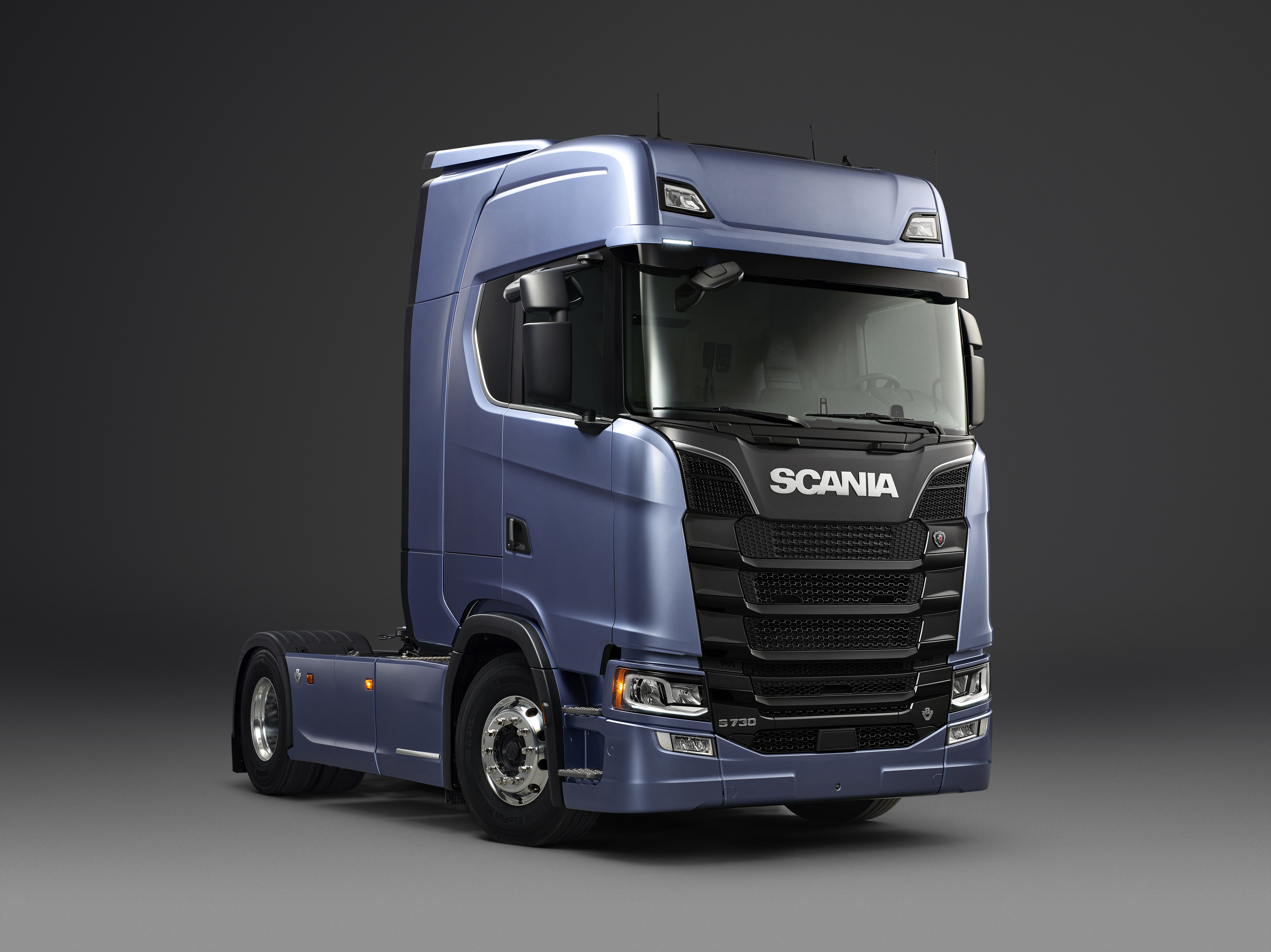 Scania introduces new truck range | Scania Group