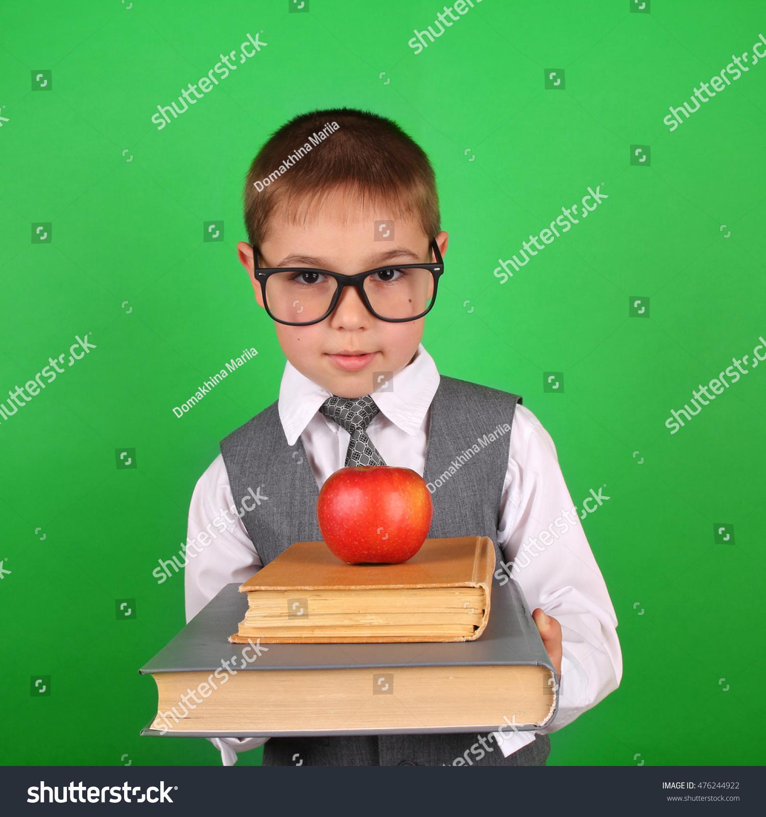 Book School Kid School Boy Classroom Stock Photo & Image (Royalty ...