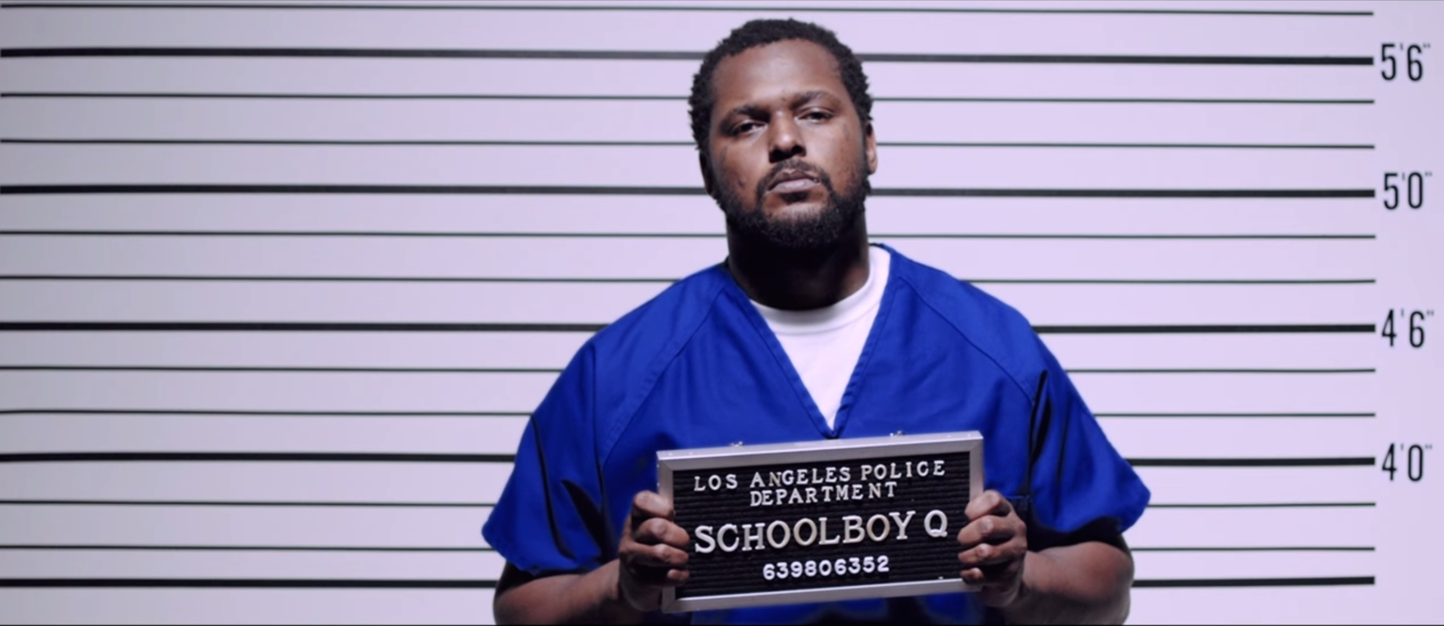 "ScHoolboy Q releases ""Tookie Knows II: Part (2)"" video"