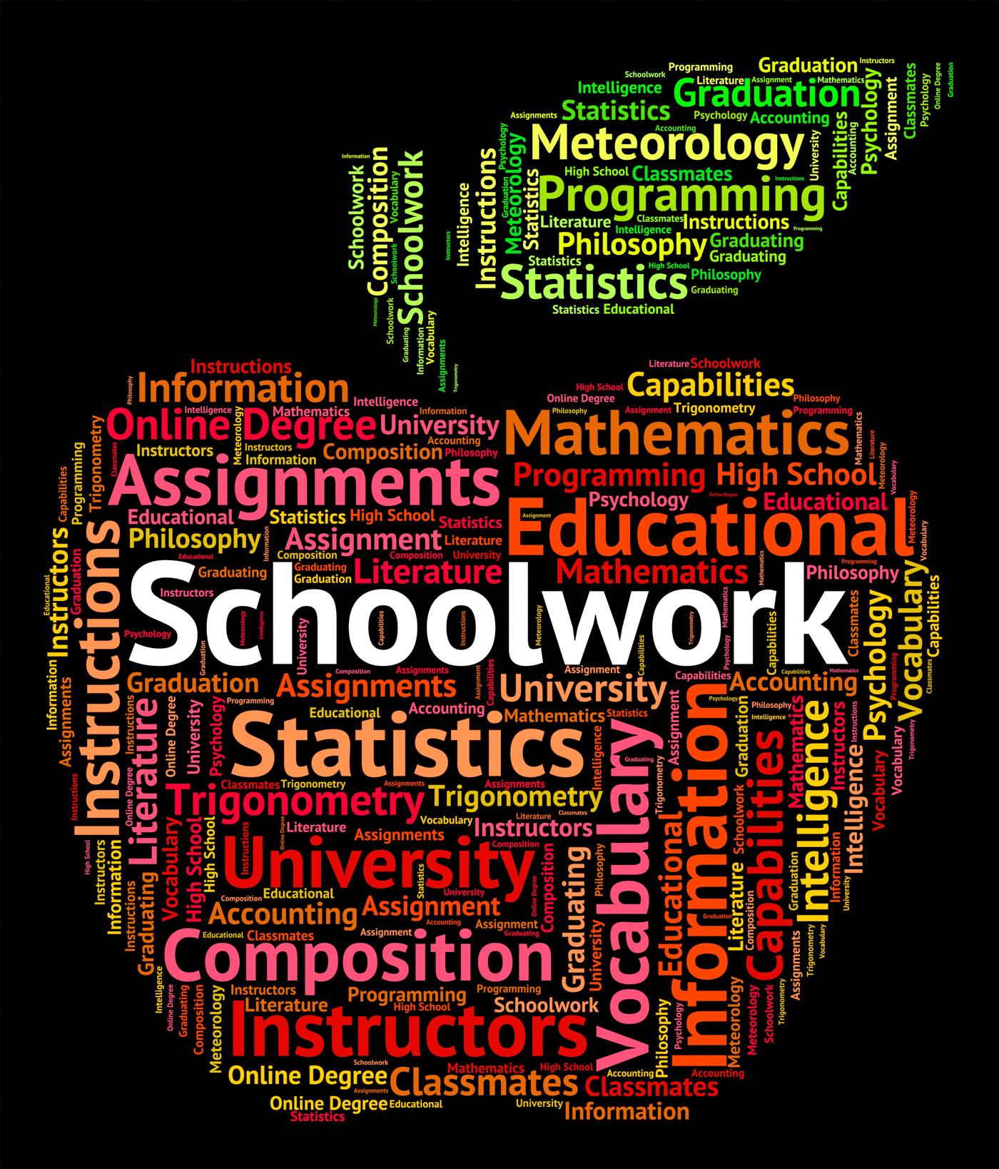 free school work