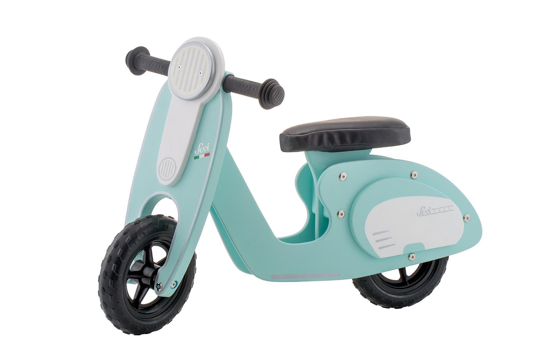 Vintage Scooter Ride-on Sévi   Jeujouet.co.uk
