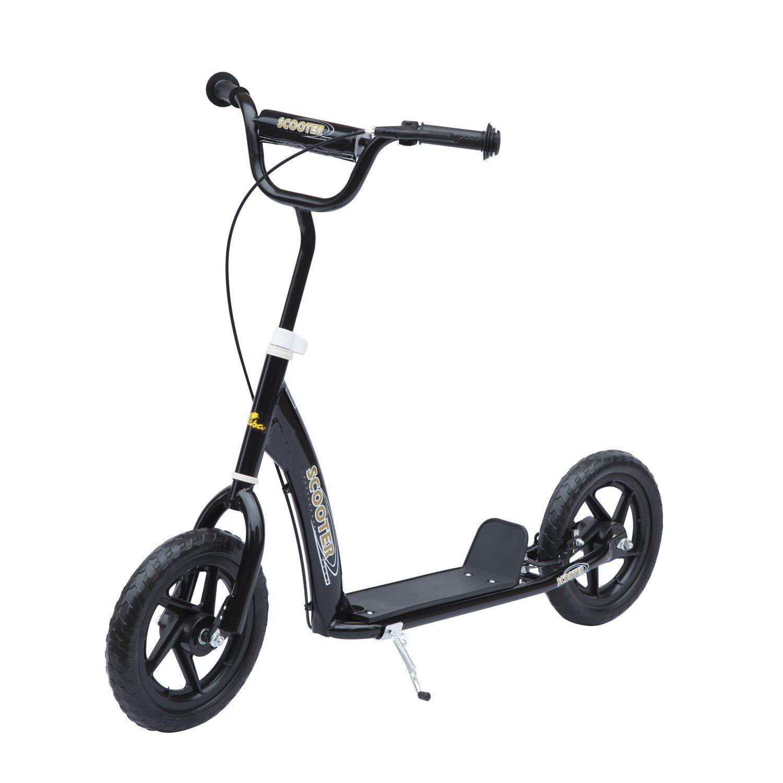 Qaba Adjustable Kids Pro Stunt Scooter Children Street Bike Bicycle ...