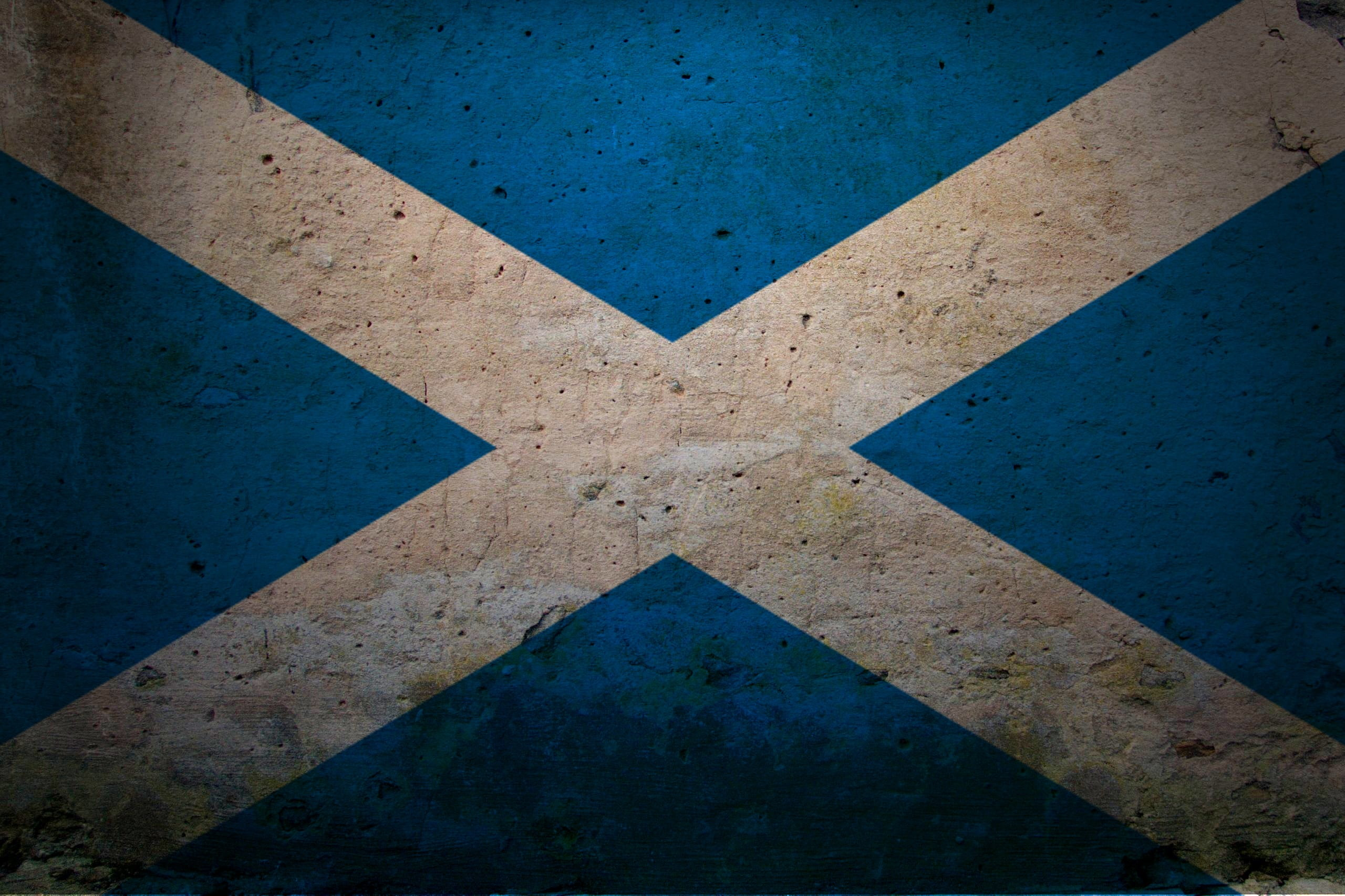 Flag of Scotland HD wallpaper | Wallpaper Flare