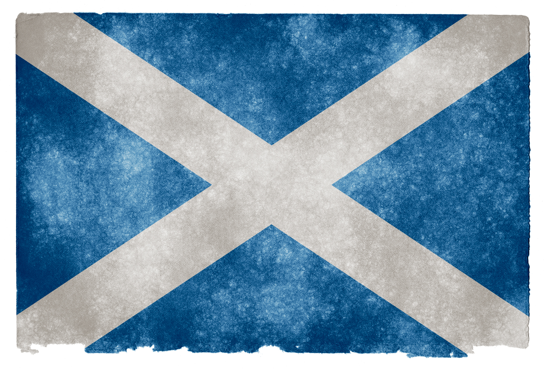 Scotland Grunge Flag, Aged, Retro, Nation, National, HQ Photo