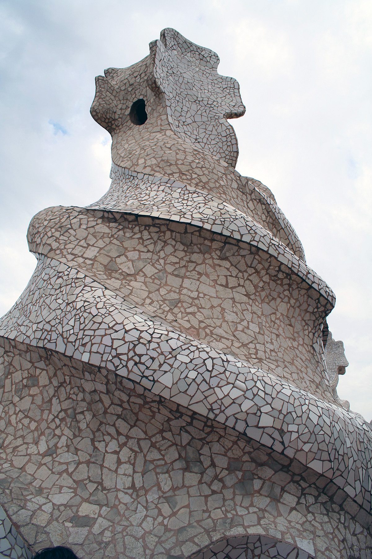 Sculpture, Head, Mosaic, Twisted, Weird, HQ Photo