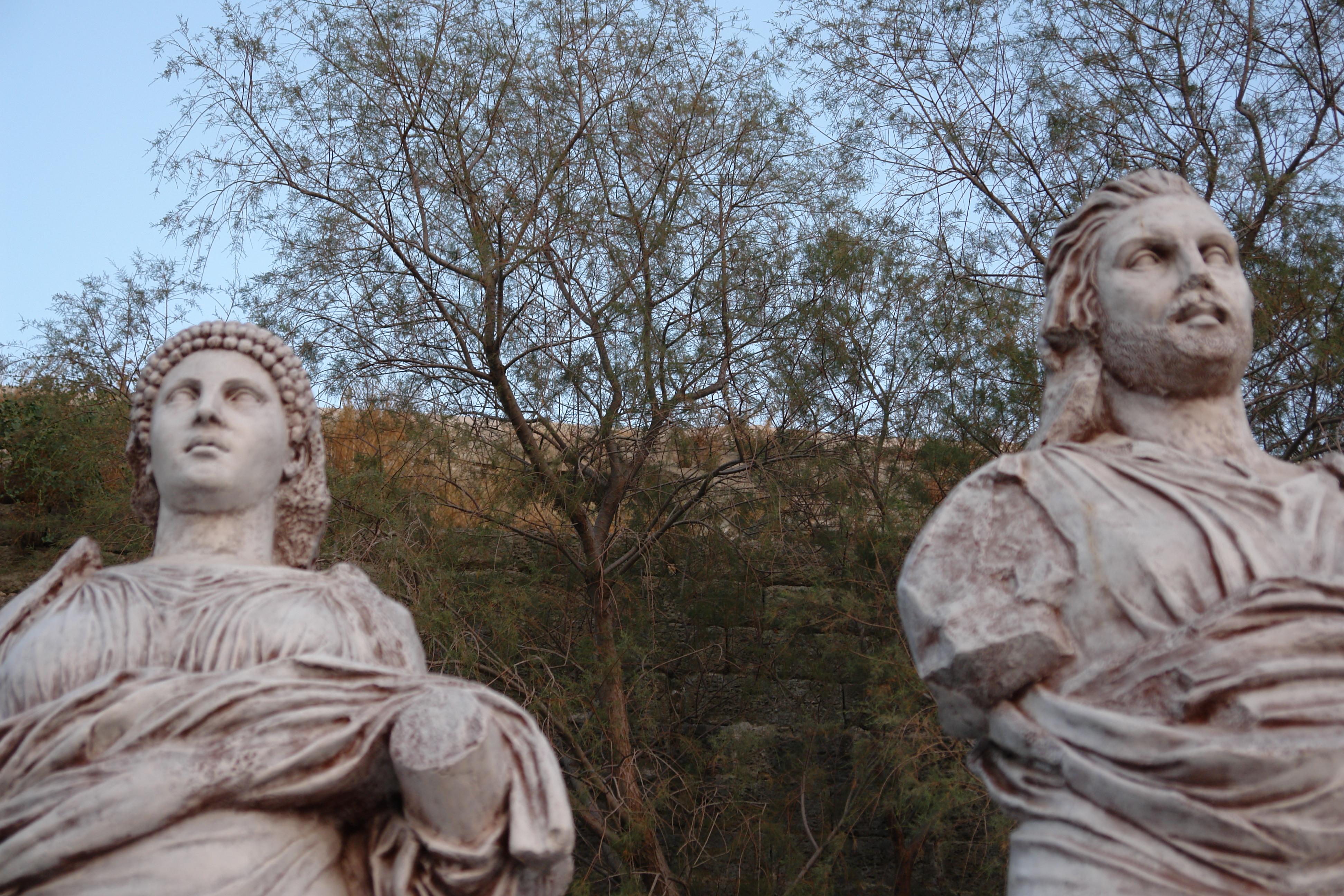 Sculptures photo