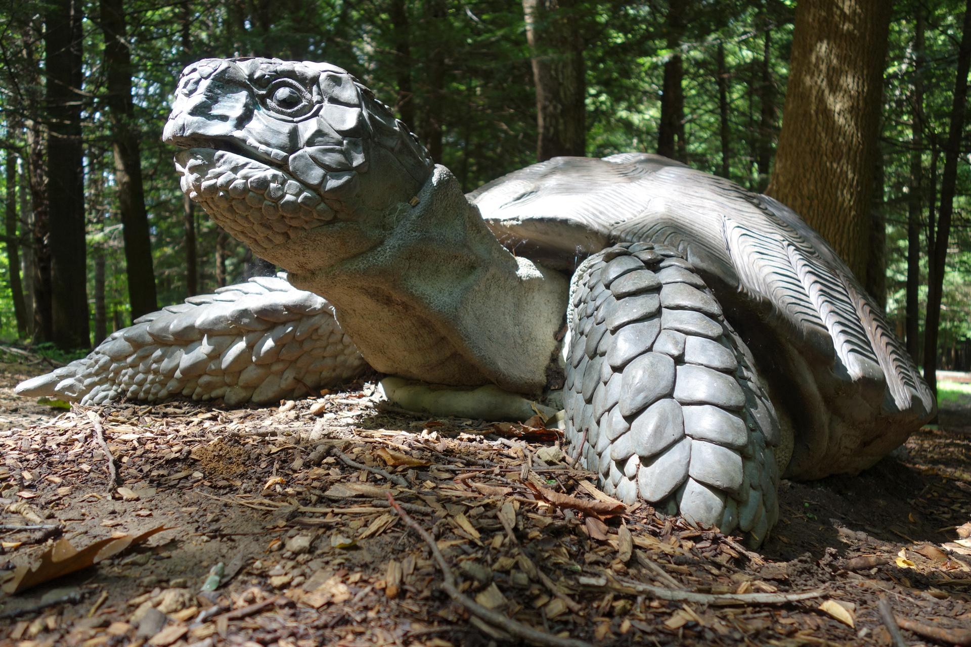 Sculptures - Kentuck Knob