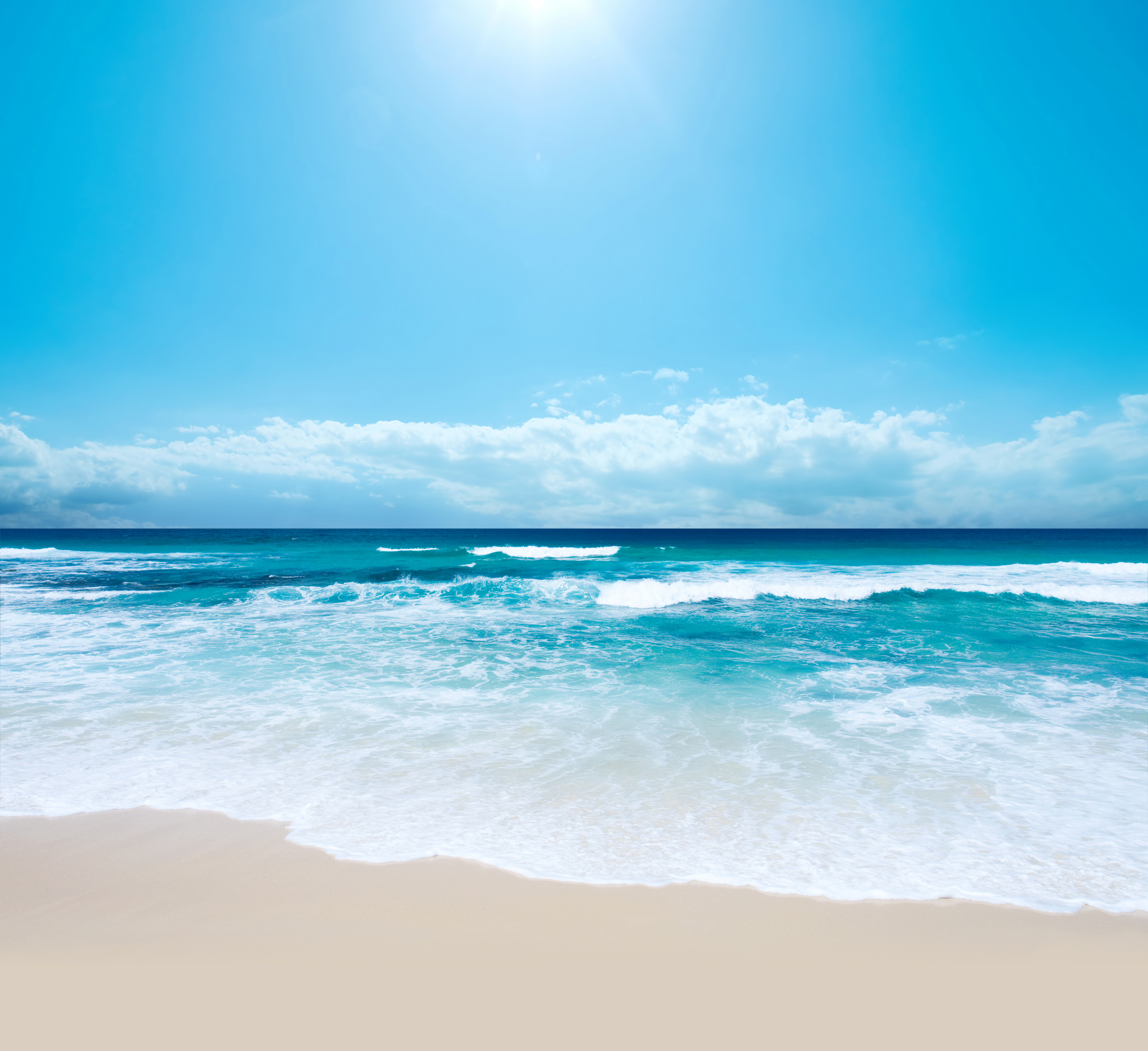 Background Sea Beach | Gallery Yopriceville - High-Quality Images ...