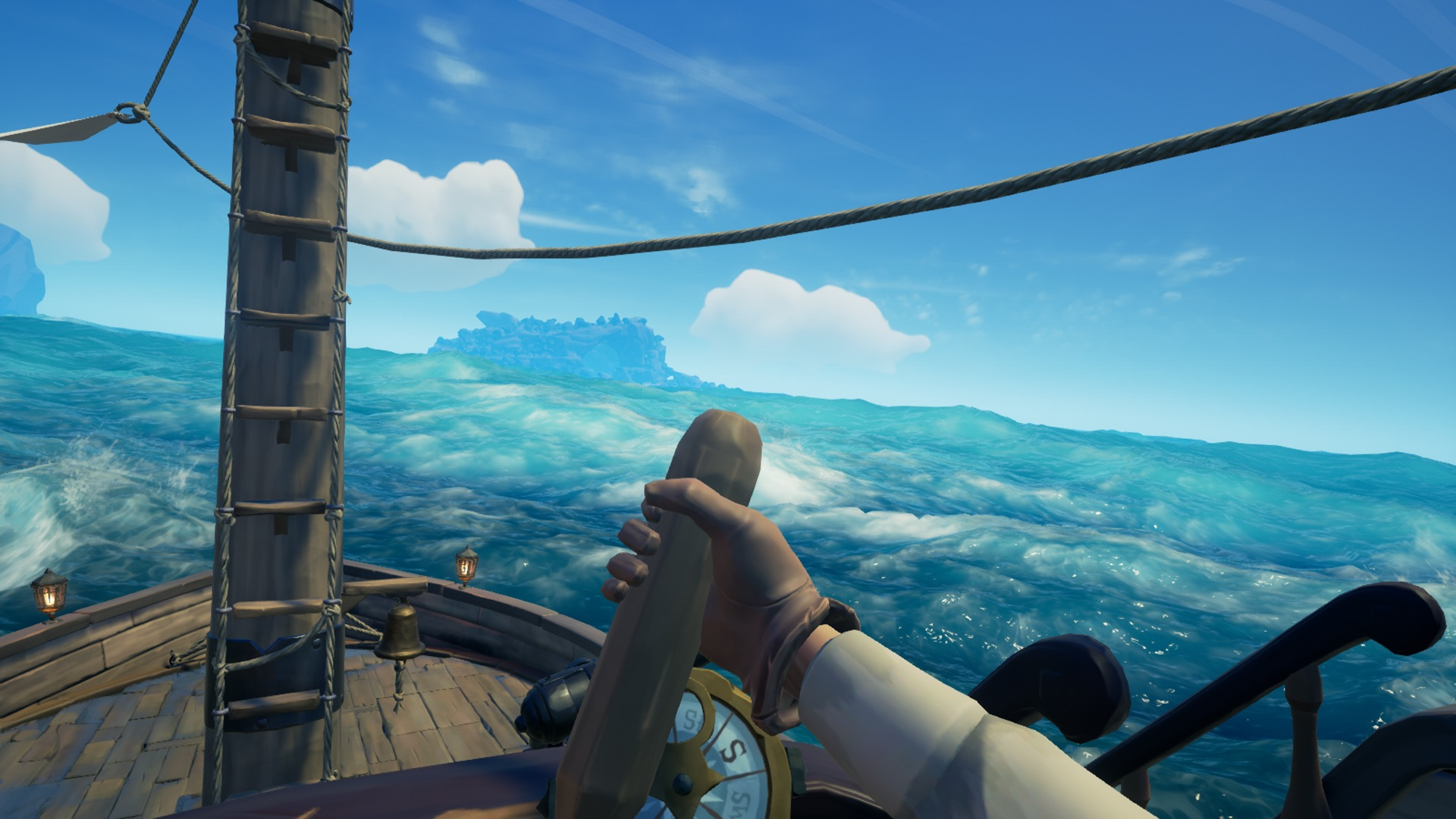 Sea of Thieves makes a weak, meandering first impression | Ars Technica