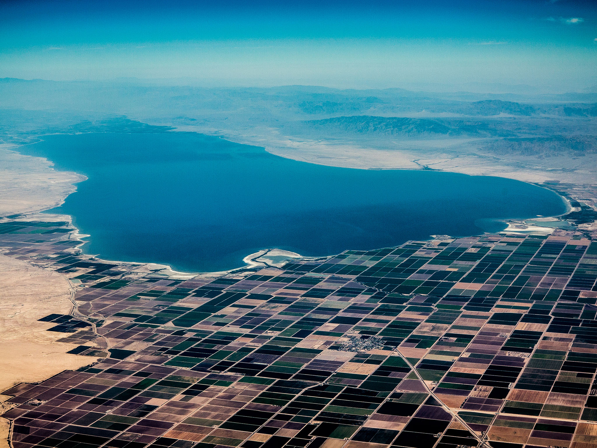 Can California Farmers Save Water and the Dying Salton Sea?