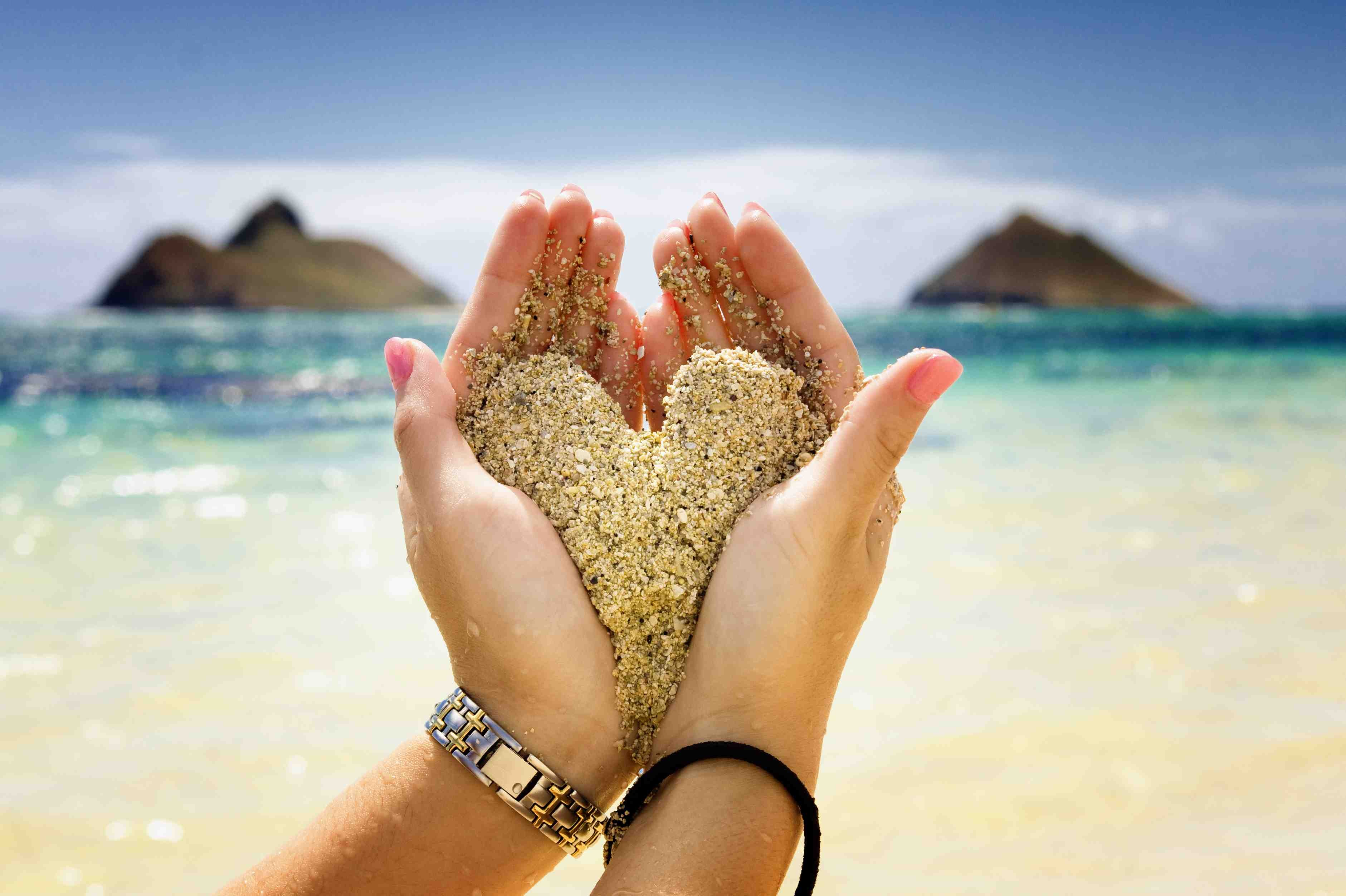 free photo sea love shadow water beach free download jooinn