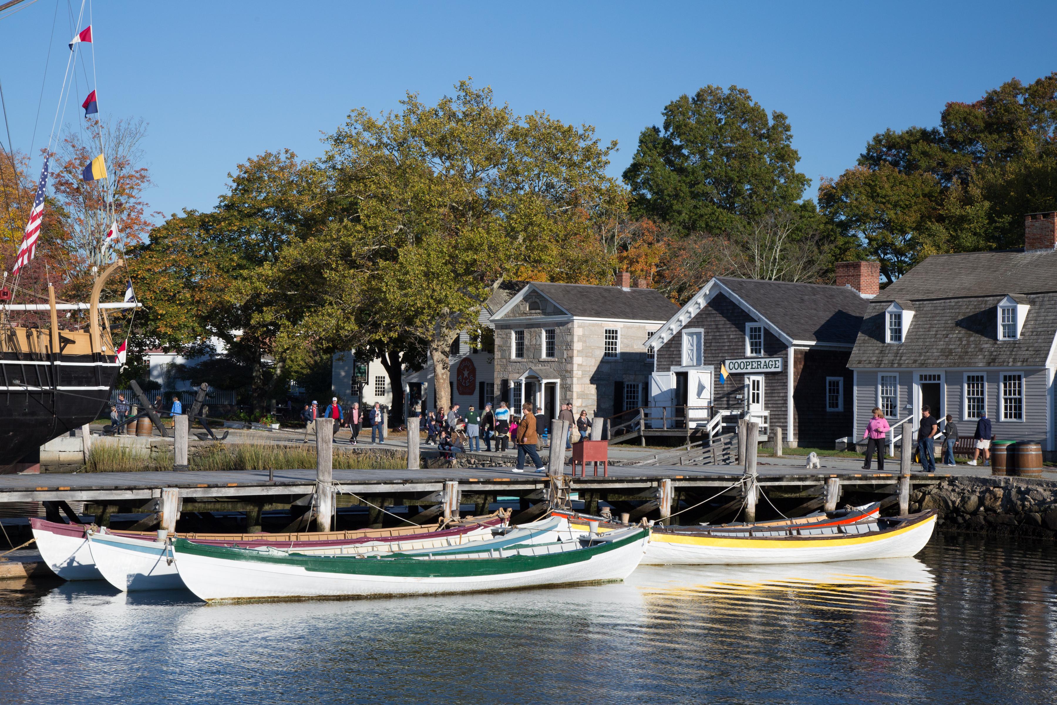 Seaport Village | Mystic Seaport