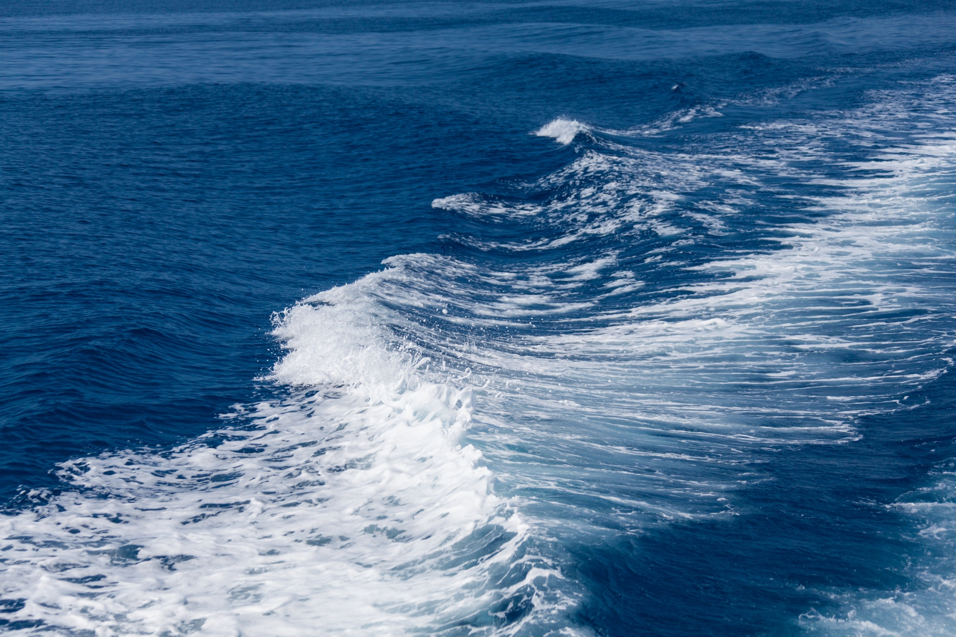 Sea Waves Free Stock Photo - Public Domain Pictures