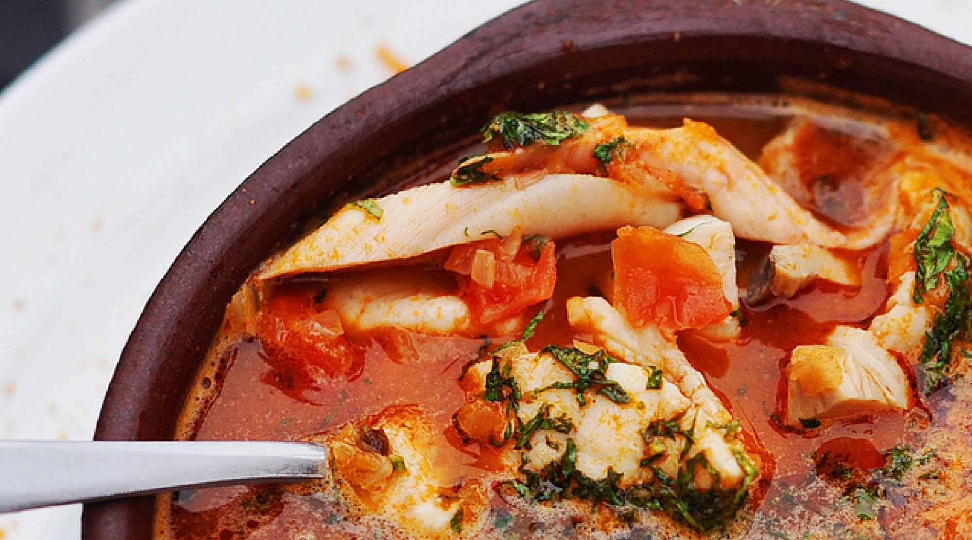 Mexican Seafood Stew | The Splendid Table