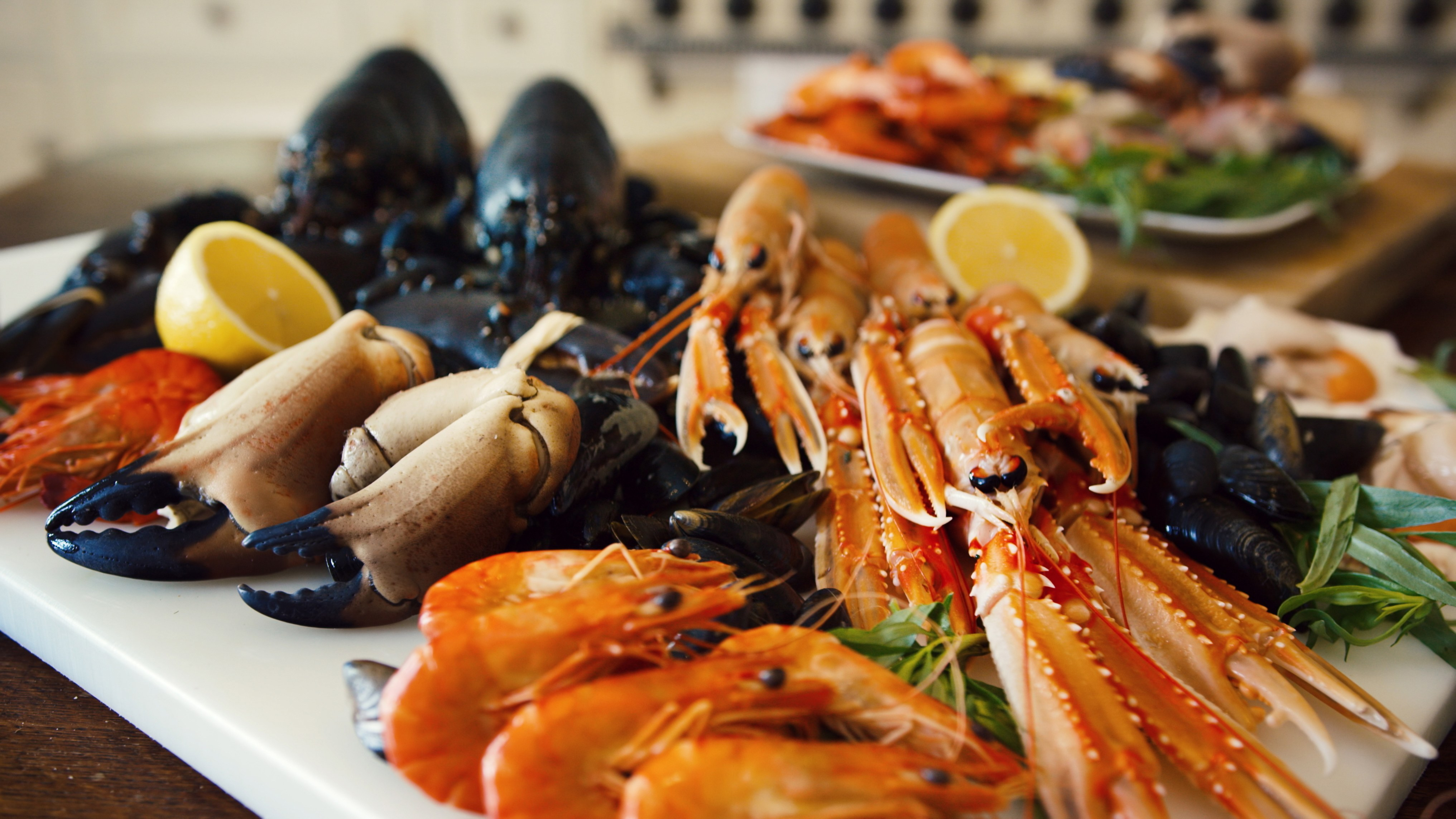 Seafood Platter Recipe | Sarah Sharratt