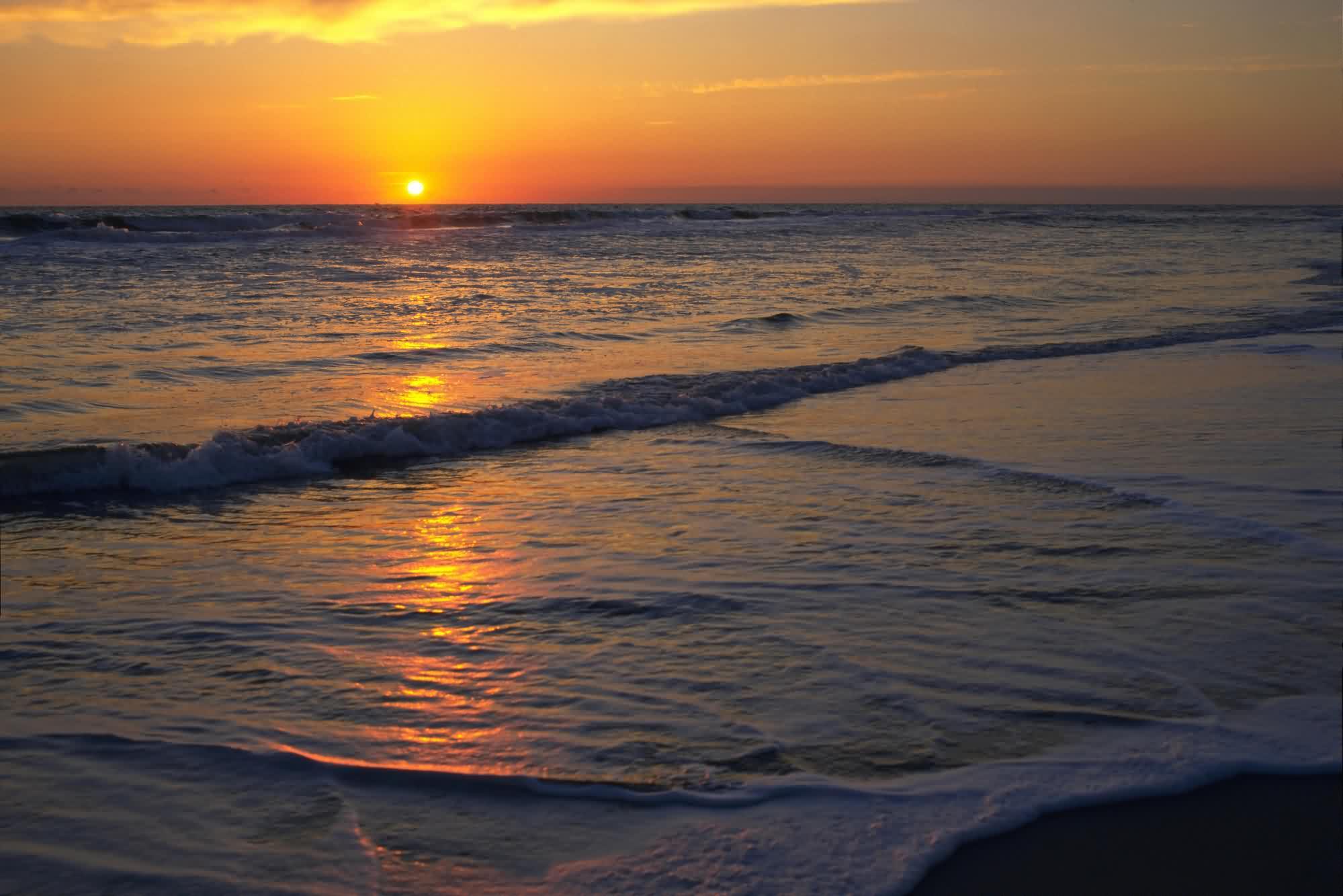 Good morning Apopka...enjoy the sunrise on the seashore - The Apopka ...