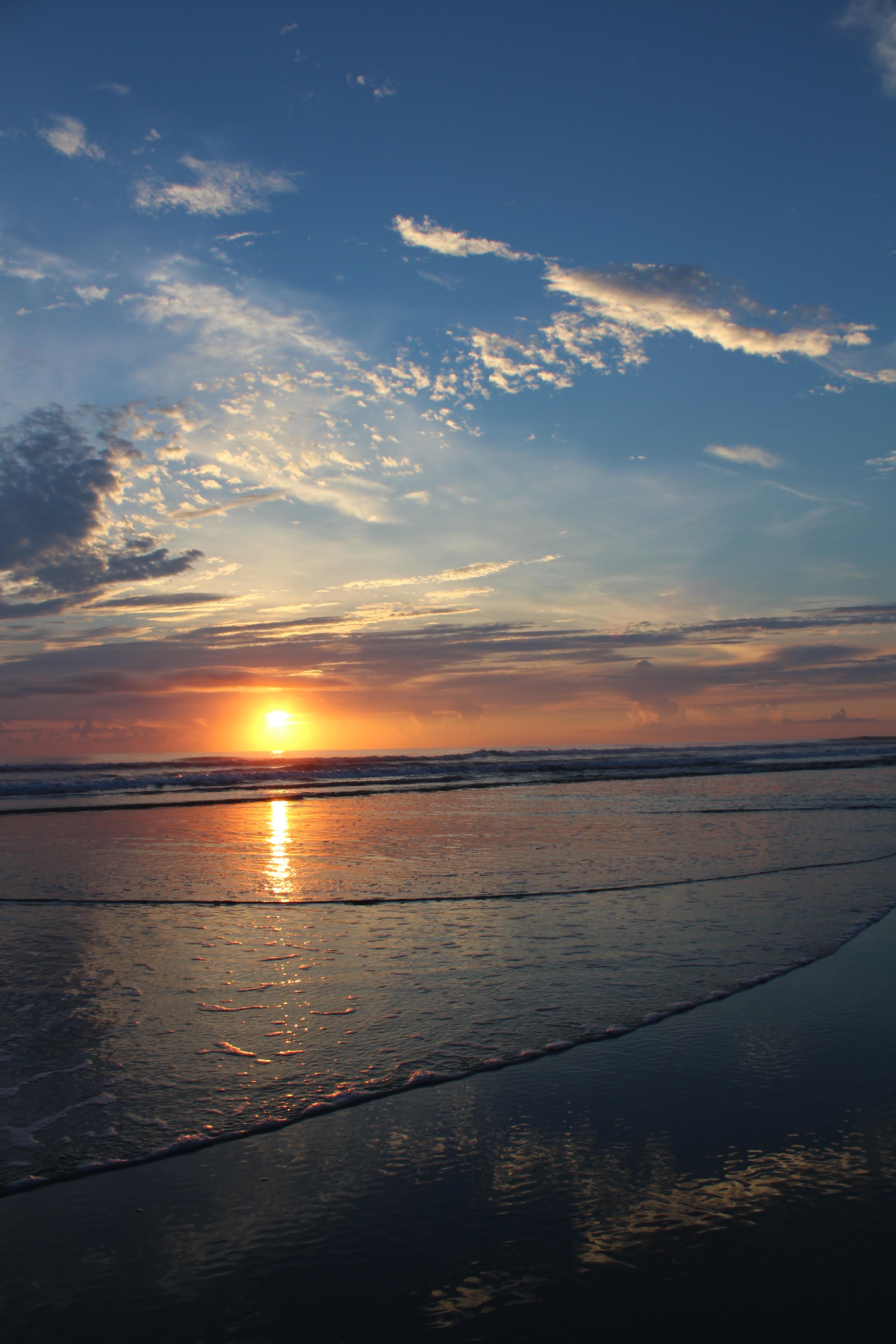 Canaveral National Seashore Sunrise - RE Magazine