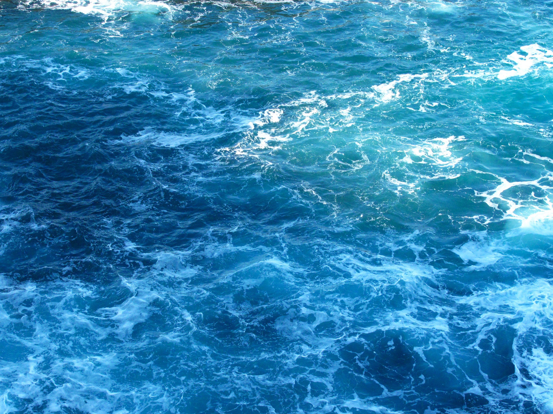 Seawater texture photo