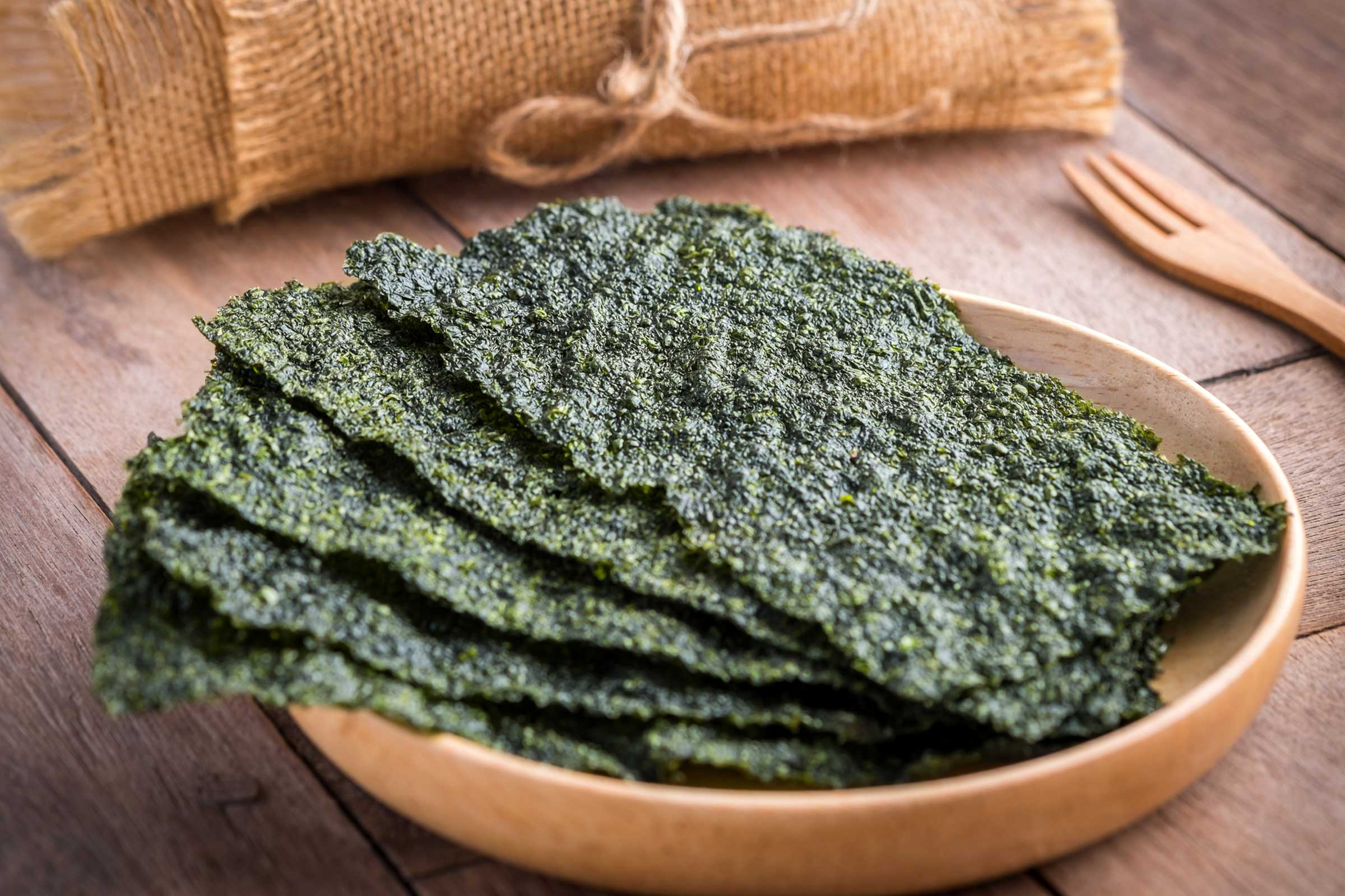 Seaweed photo
