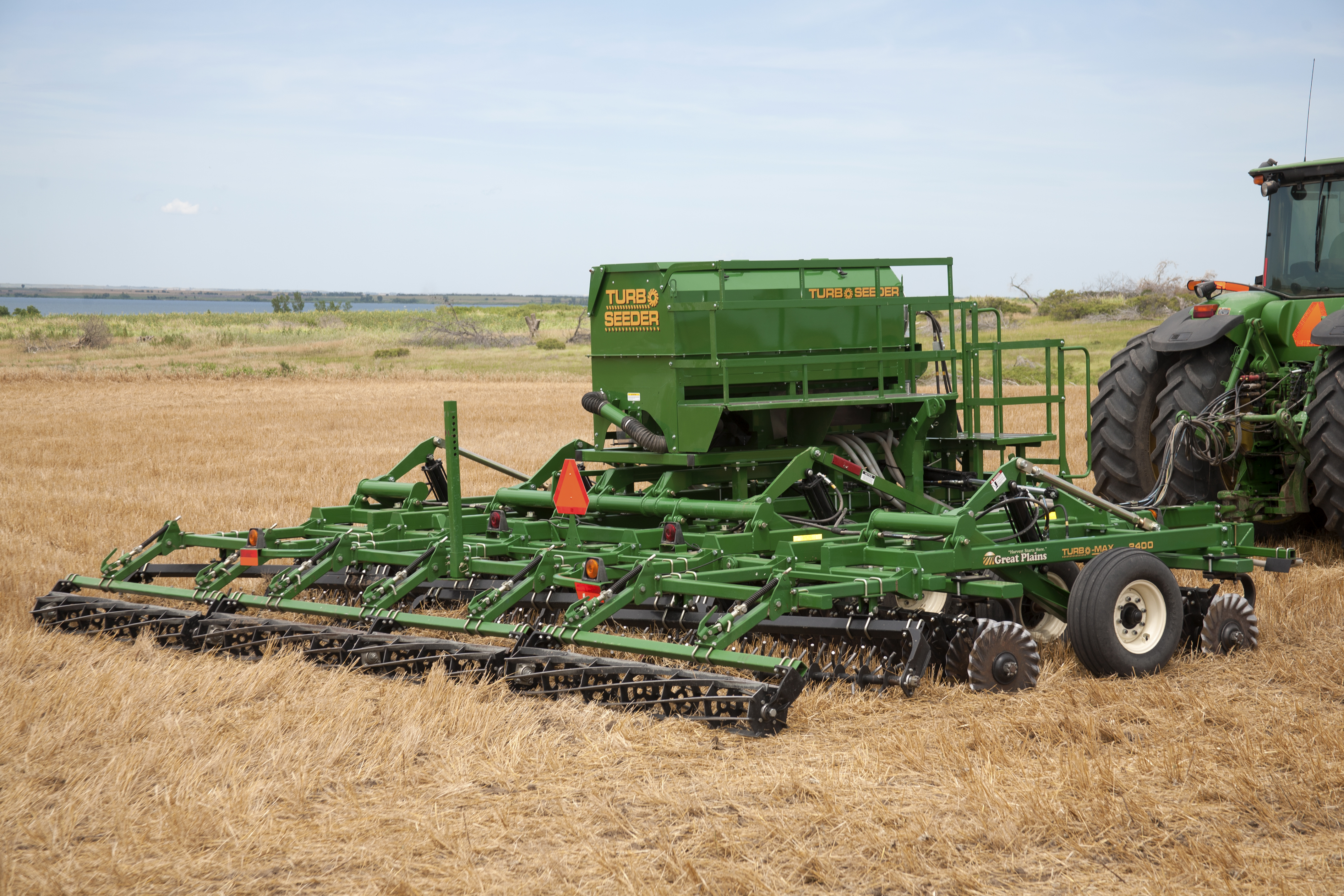 Great Plains Introduces Cover Crop Seeder Attachment | 2015-09-03 ...
