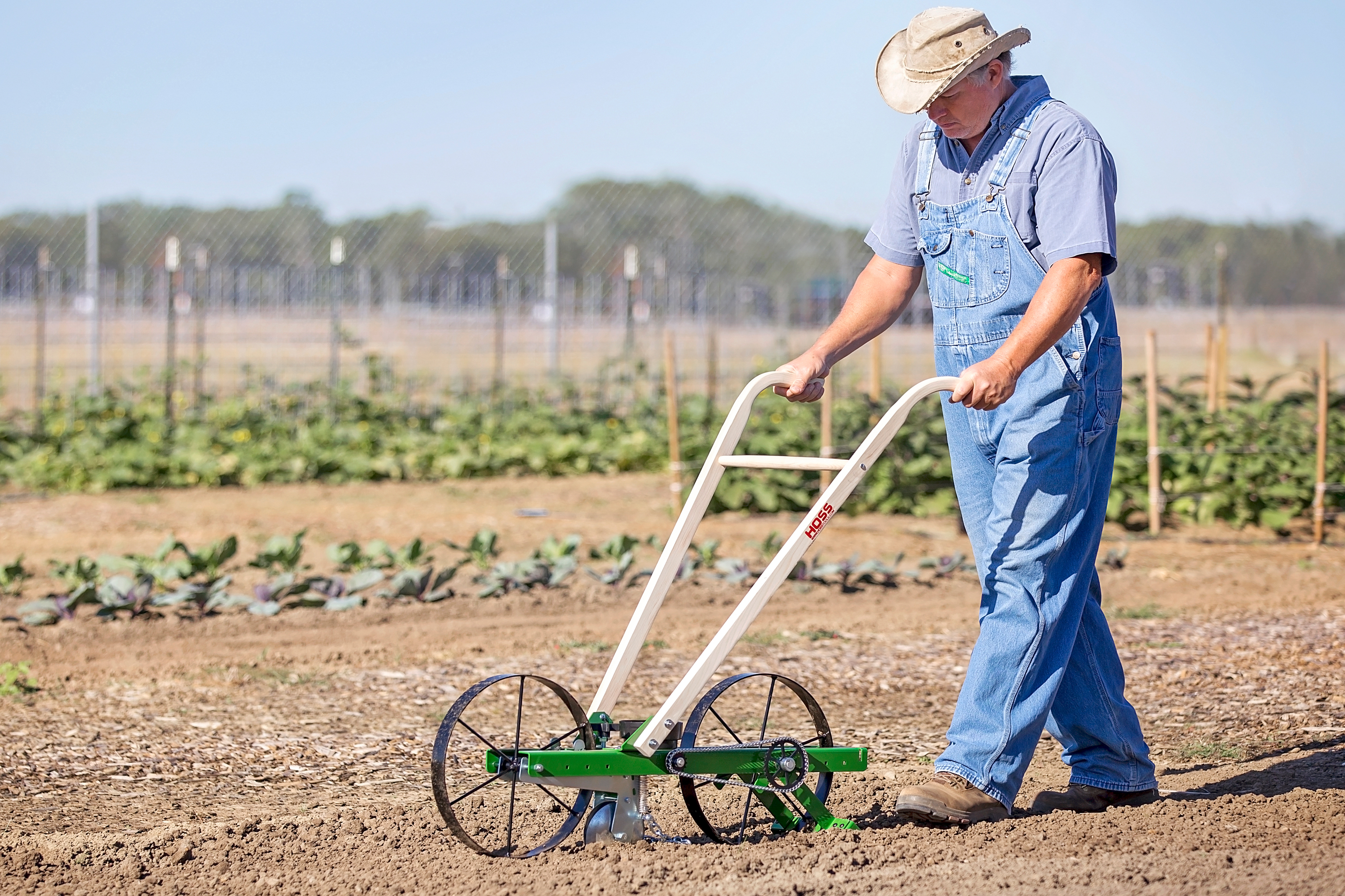 Garden Seeder - Hoss Tools | Makes Planting Easy | USA Made