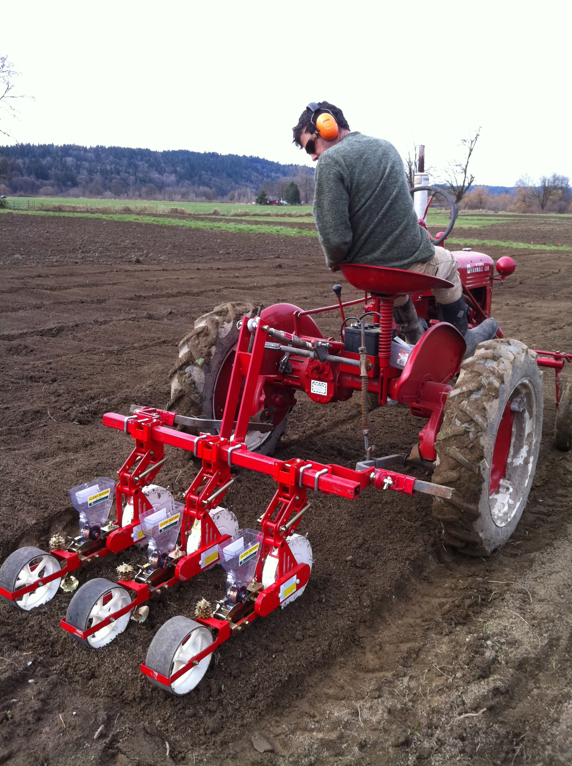 Small Farm Equipment Review Part II – The Jang Seeder | Local Roots Farm
