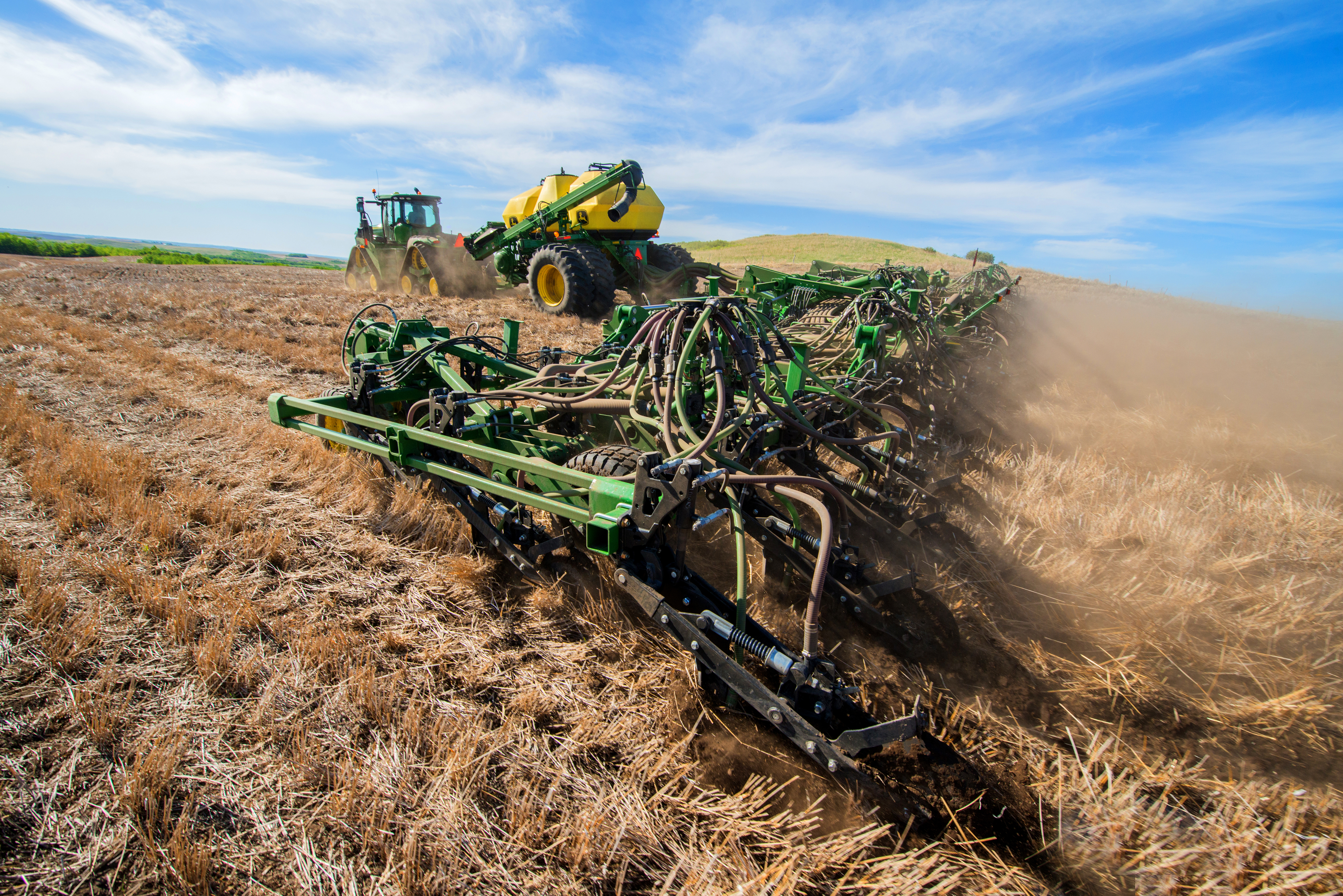 New 1870 Air Hoe Seeder | John Deere US