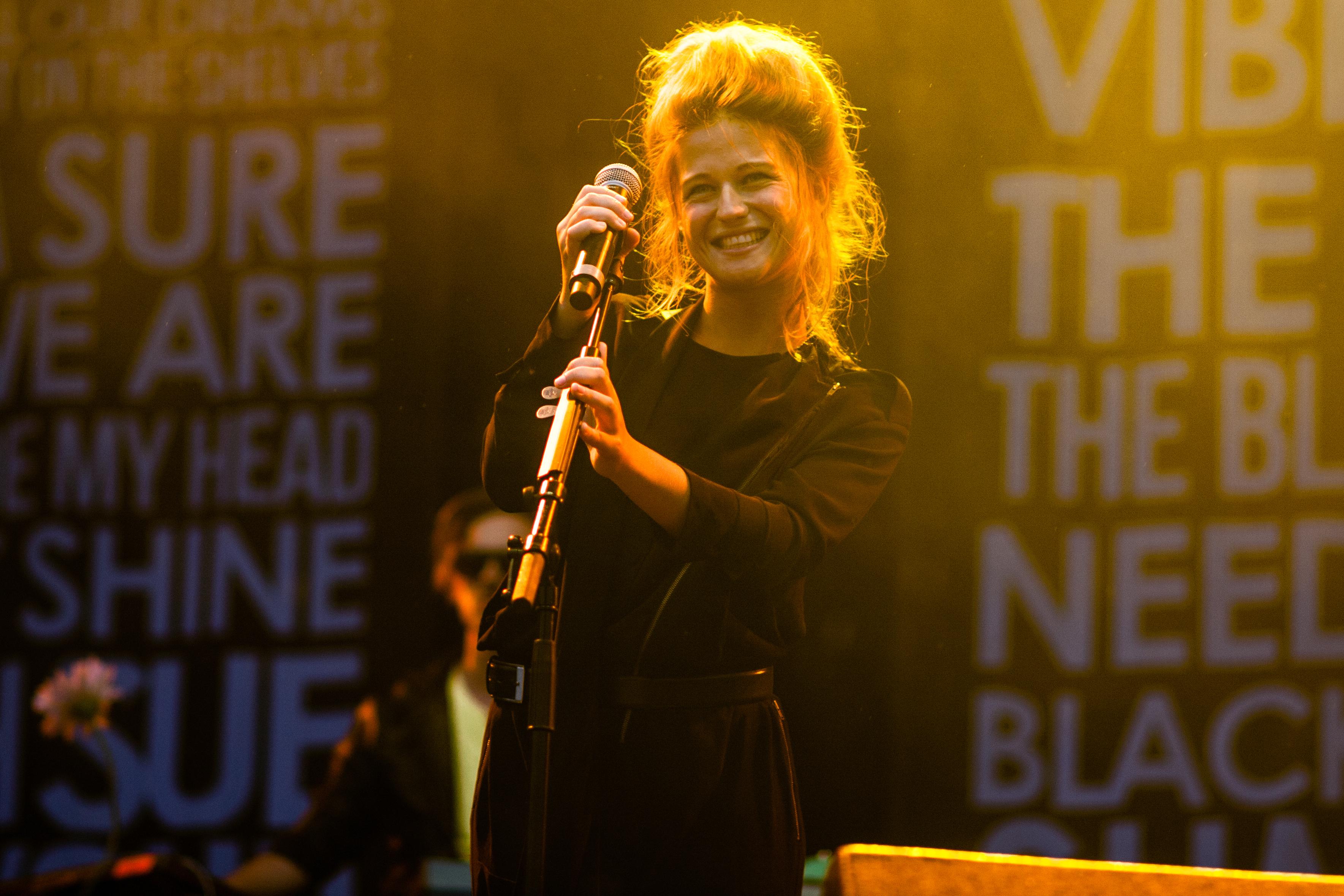 Selah Sue @ Dour 2012, 2012, 40D, Canon, Concert, HQ Photo