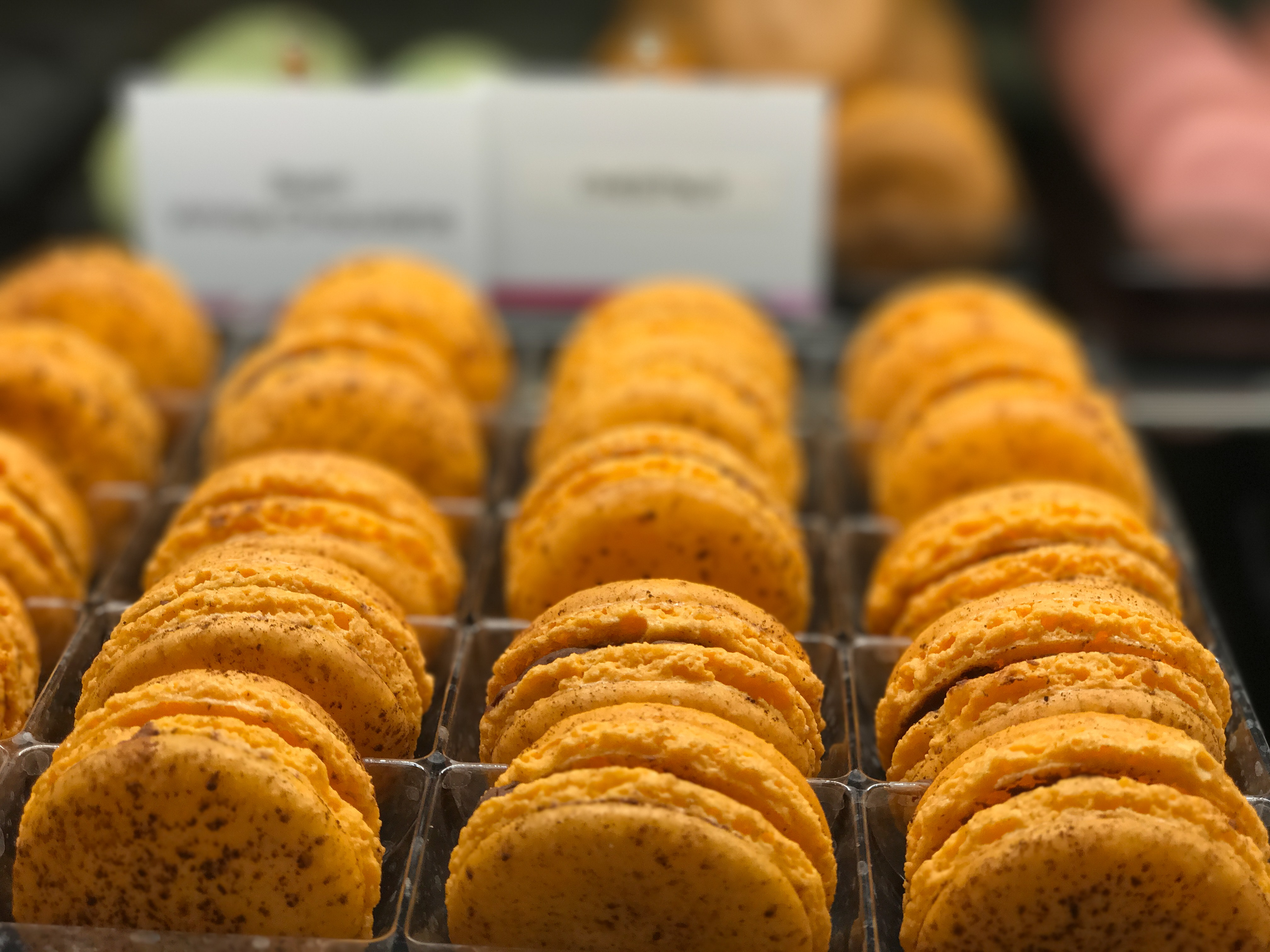 Selective Focus Photography of Baked Macaroons, Blur, Close-up, Delicious, Depth of field, HQ Photo