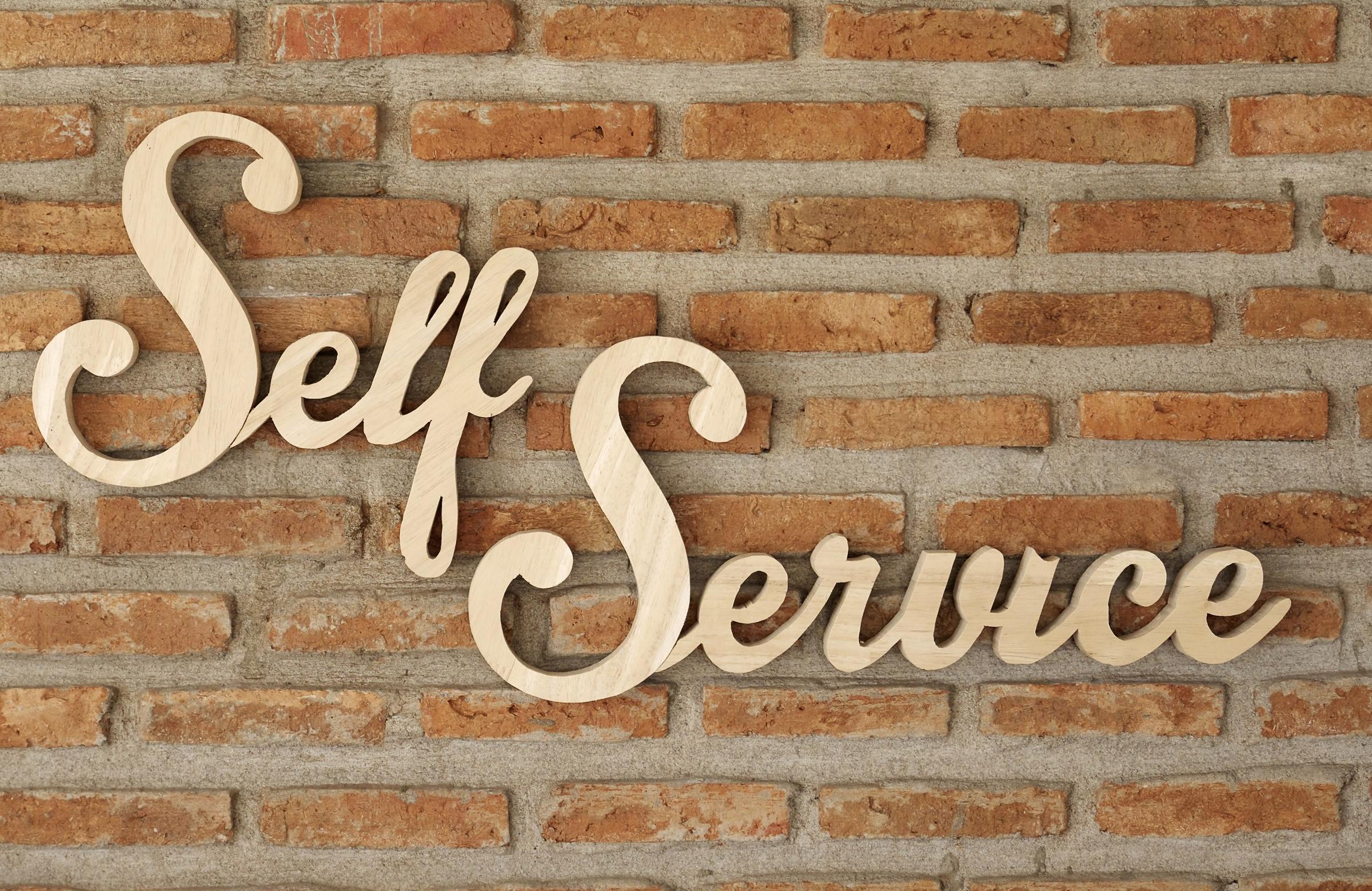 Self serve photo