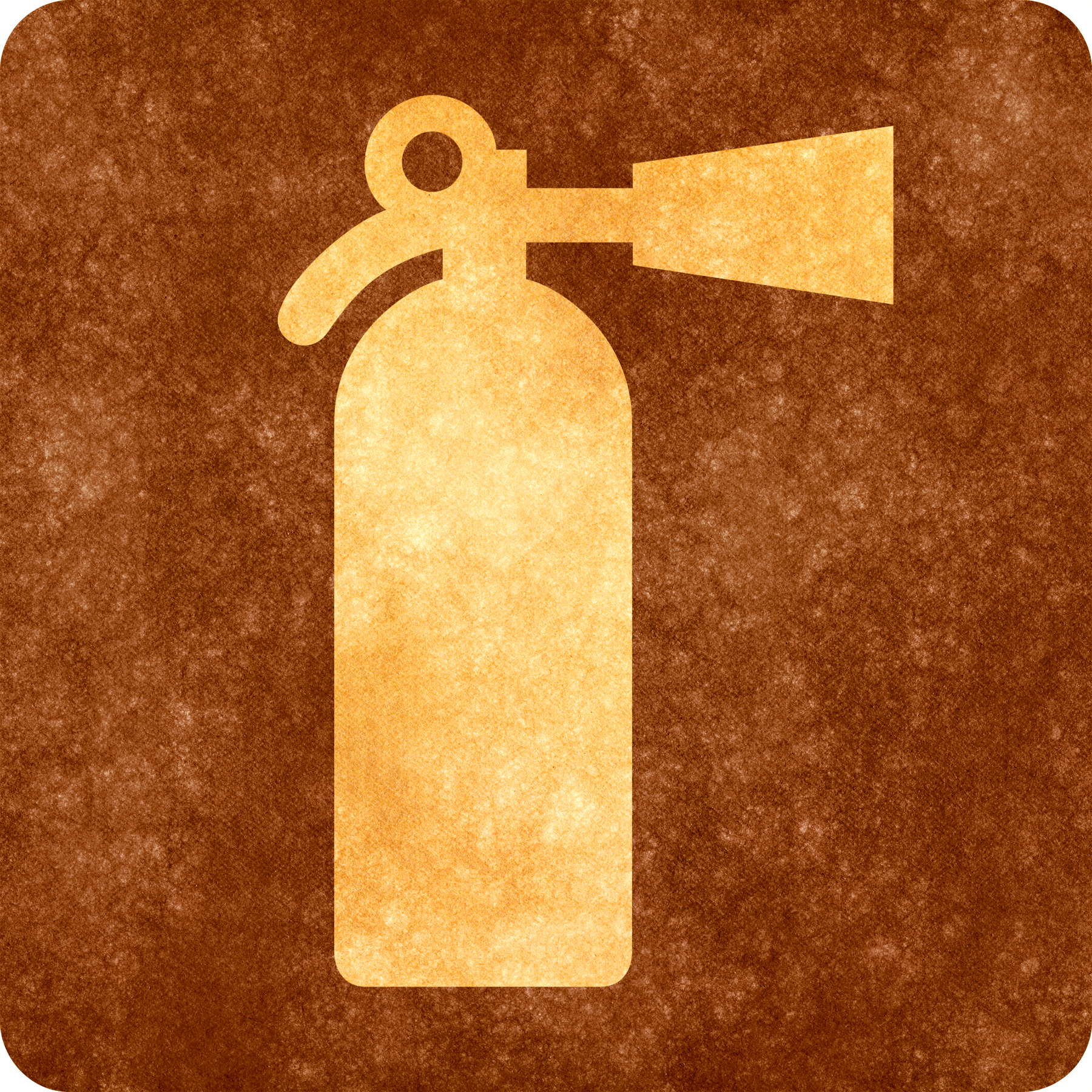 Sepia Grunge Sign - Fire Extinguisher, Age, Sepia, Old, Photo, HQ Photo