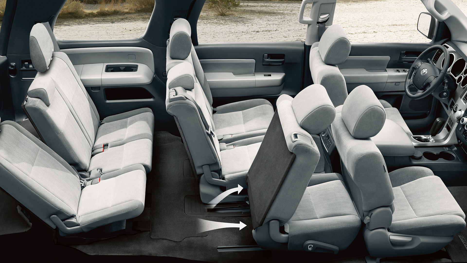 Ira Toyota of Danvers - The 2017 Toyota Sequoia is Everything You ...