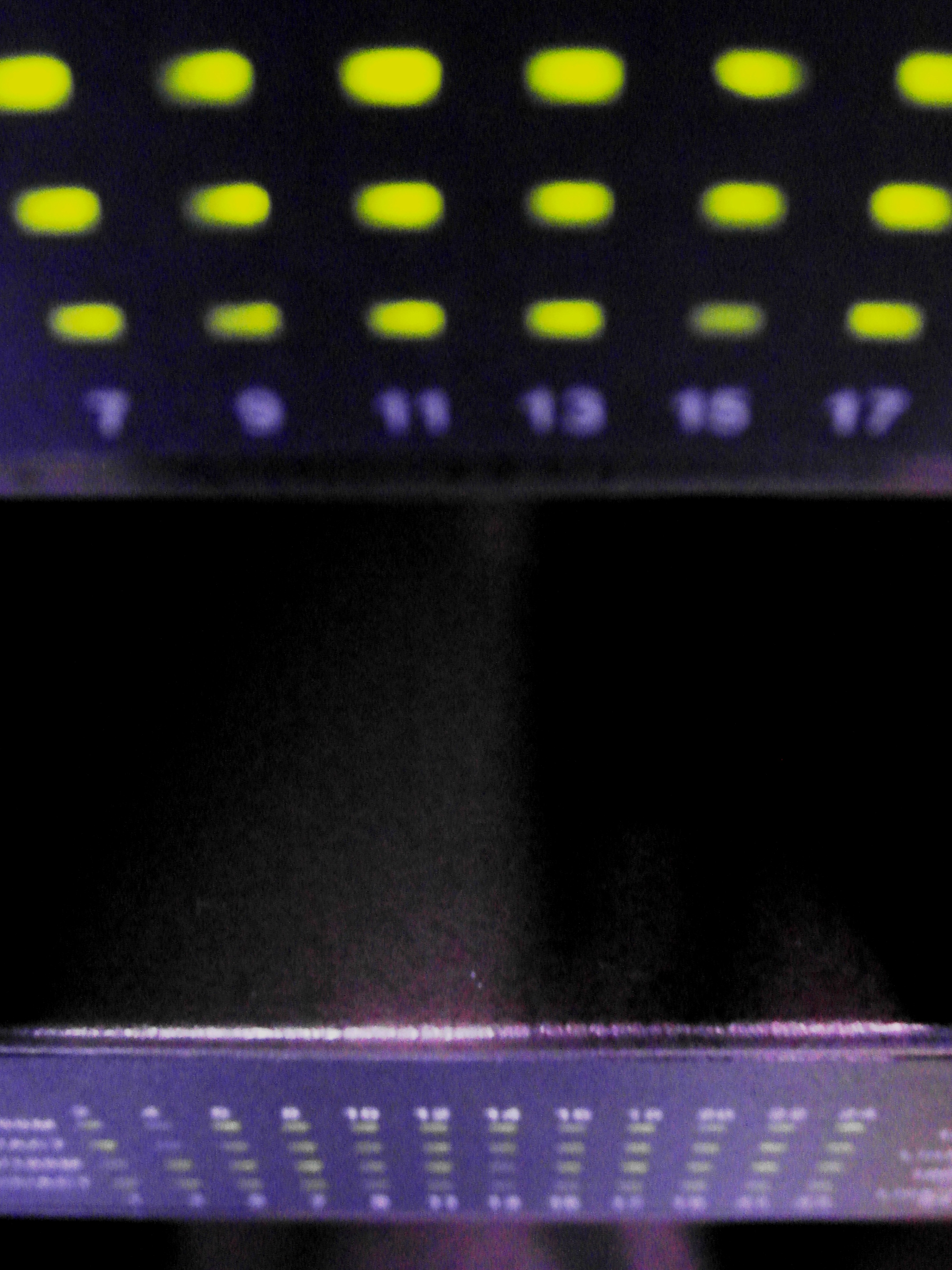Free photo: Server Network Lights - receiver, room, rack - Non ...