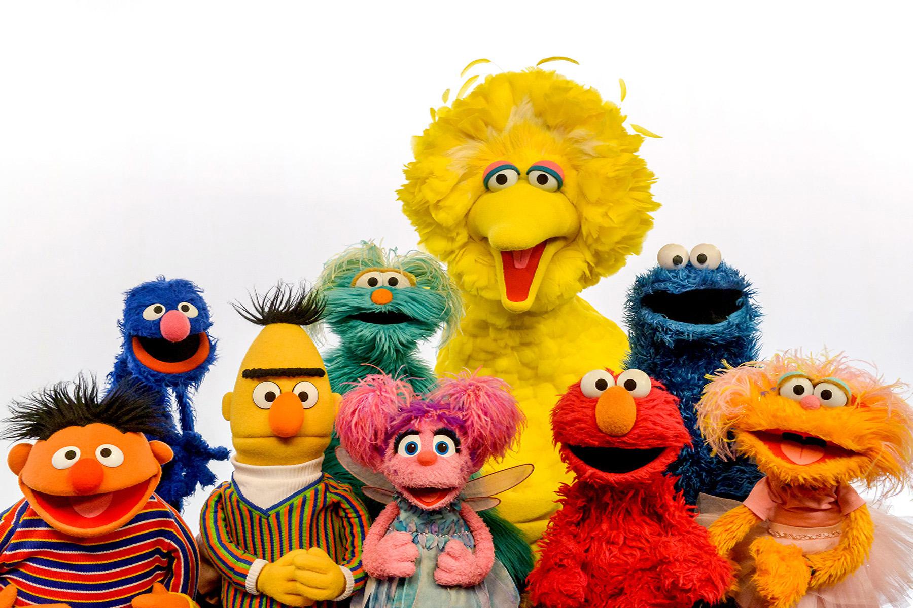 Sesame Street Kicks Off #ELMOtivation Social-Media Campaign - TVKIDS