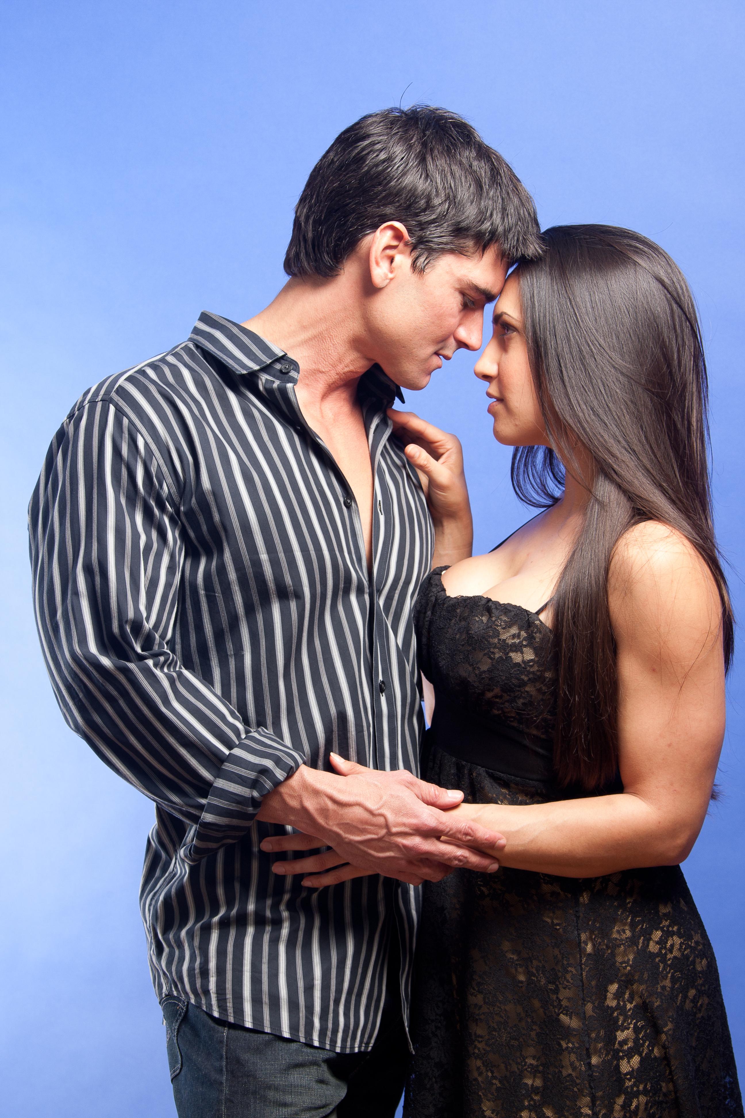 Sexy couple photo