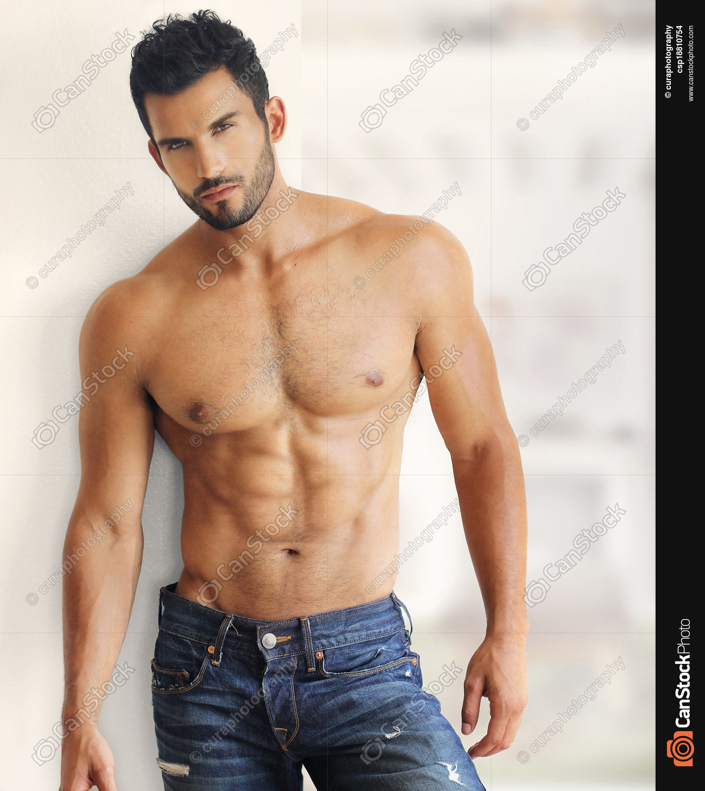 Muscular handsome sexy guy stock images - Search Stock Photos ...