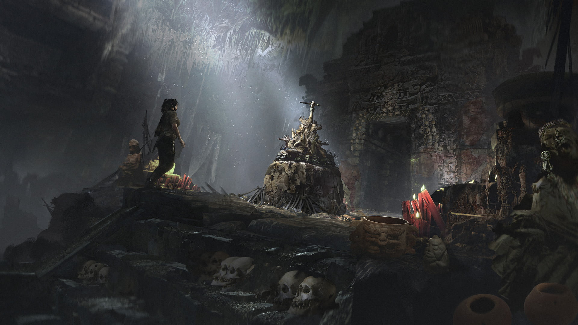 Shadow of the Tomb Raider' Hands-on Preview | Digital Trends