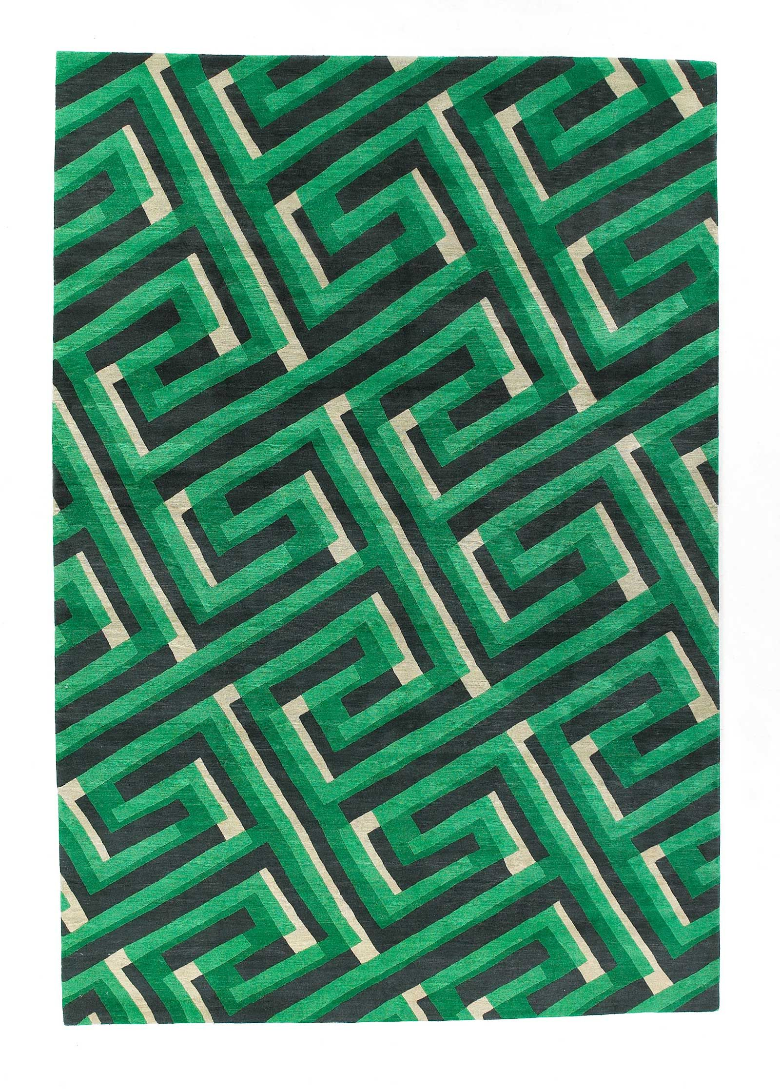 Key Shadow Suzanne Sharp Contemporary hand-knotted designer rugs Rug ...