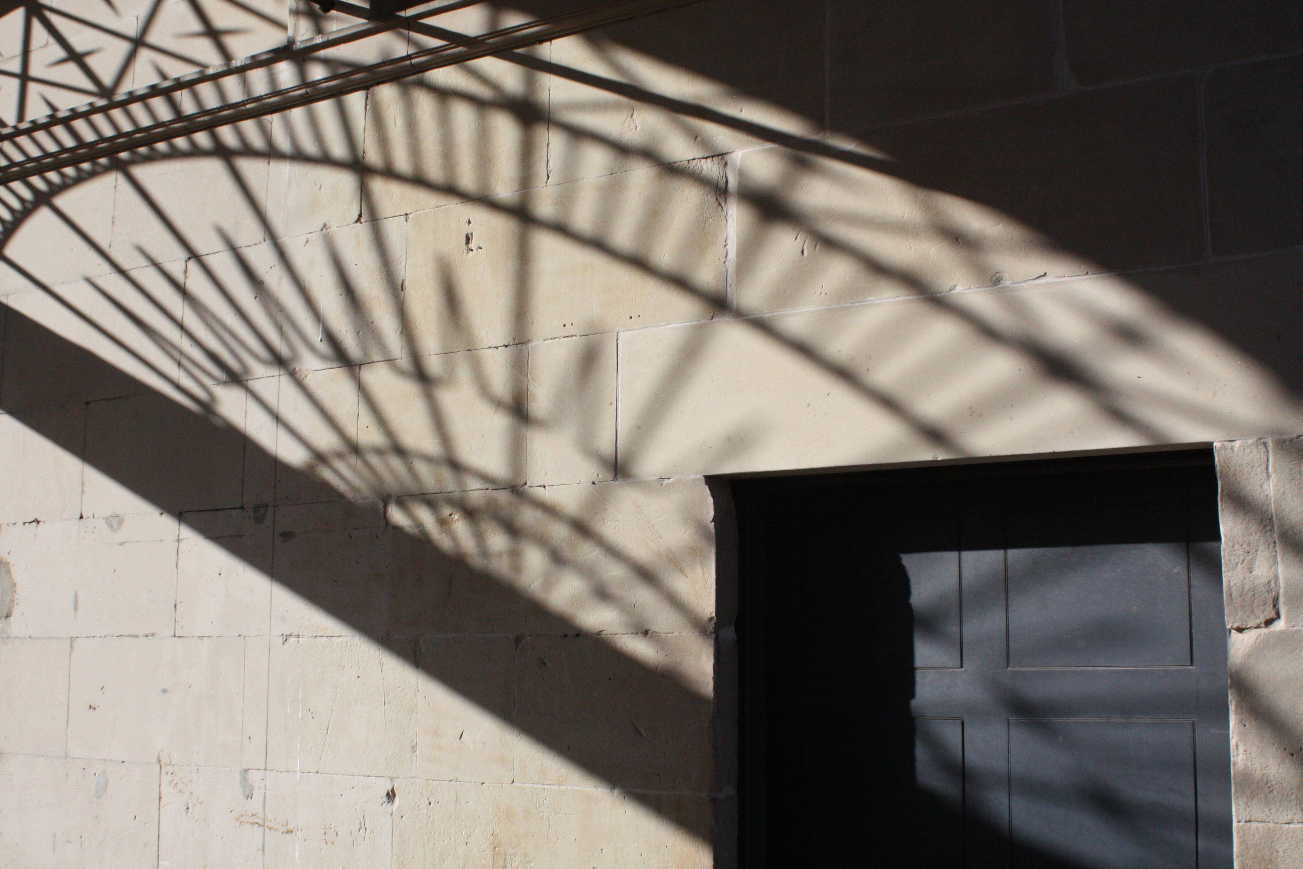 Shadow patterns | one Image per day