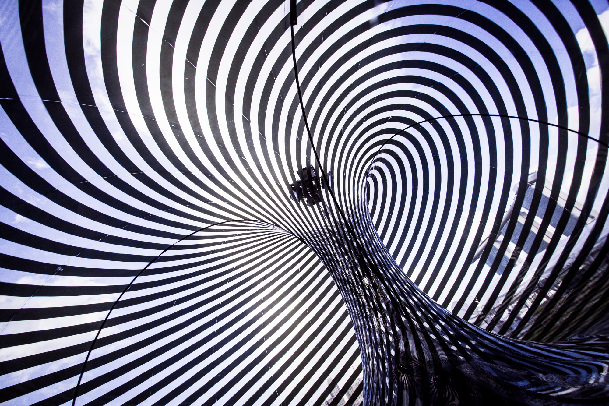 Shadow patterns photo