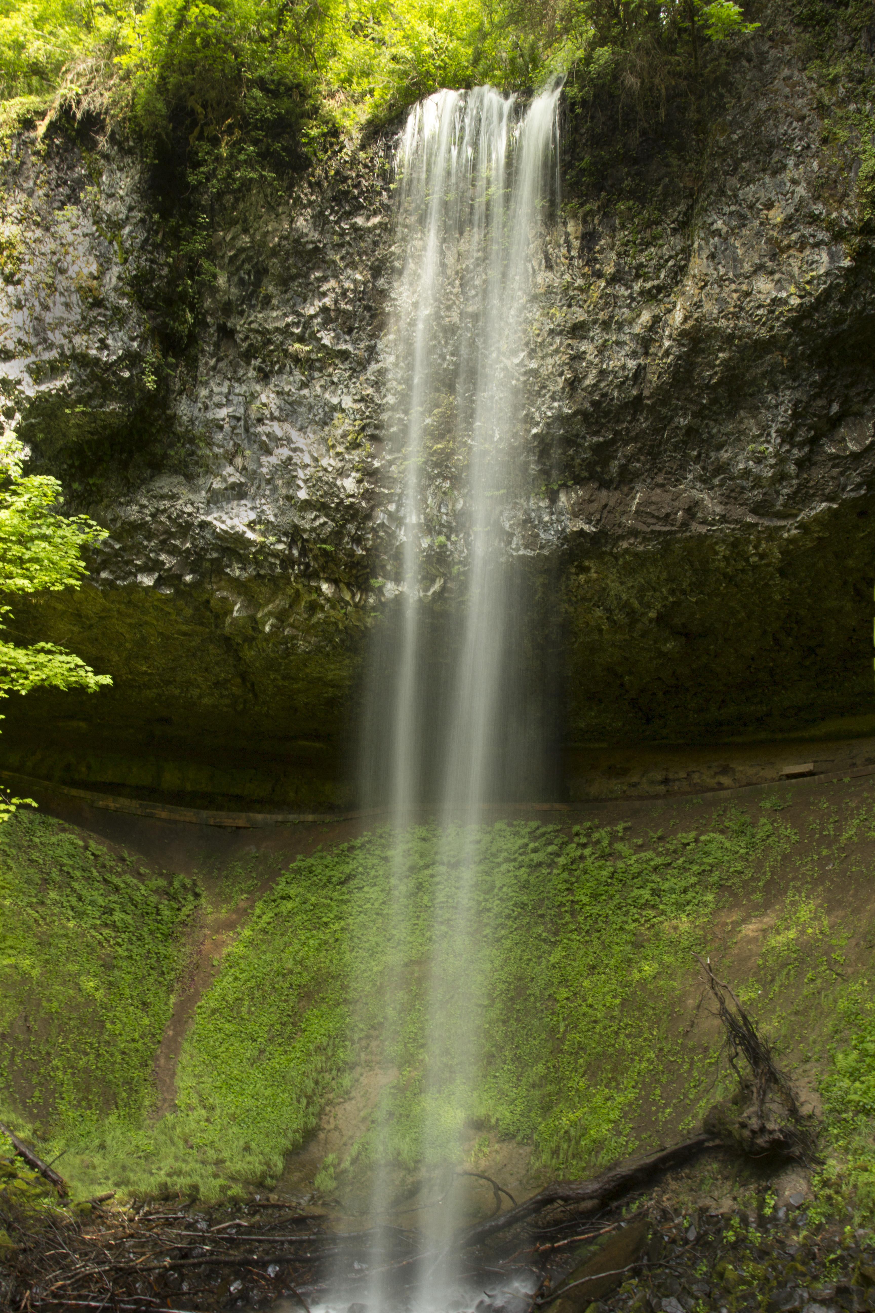 Shellburg Falls, Oregon, Grass, Oregon, Park, Top-f25 (25-49 faves), HQ Photo