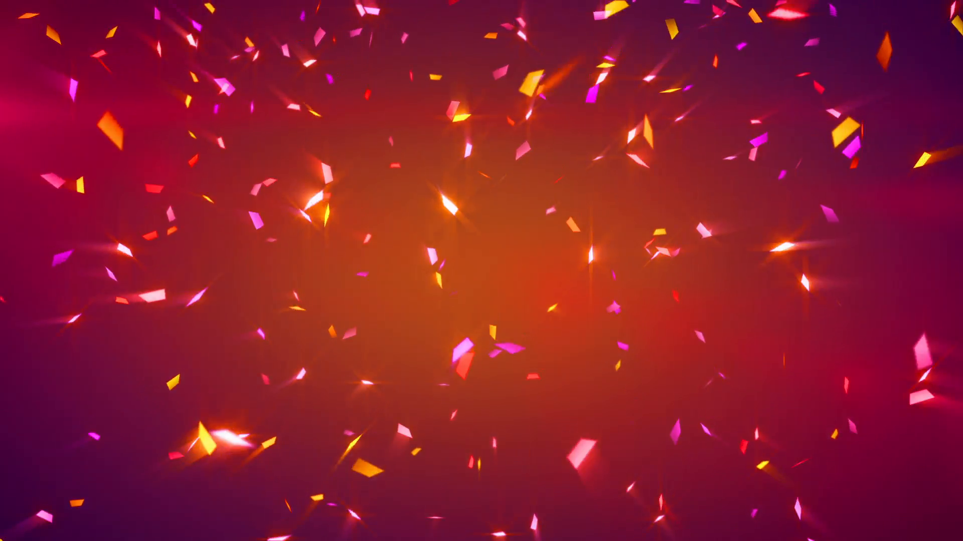 blue shiny confetti background loop Motion Background - Videoblocks
