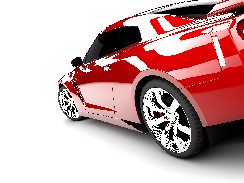 Free Photo: Shiny Car